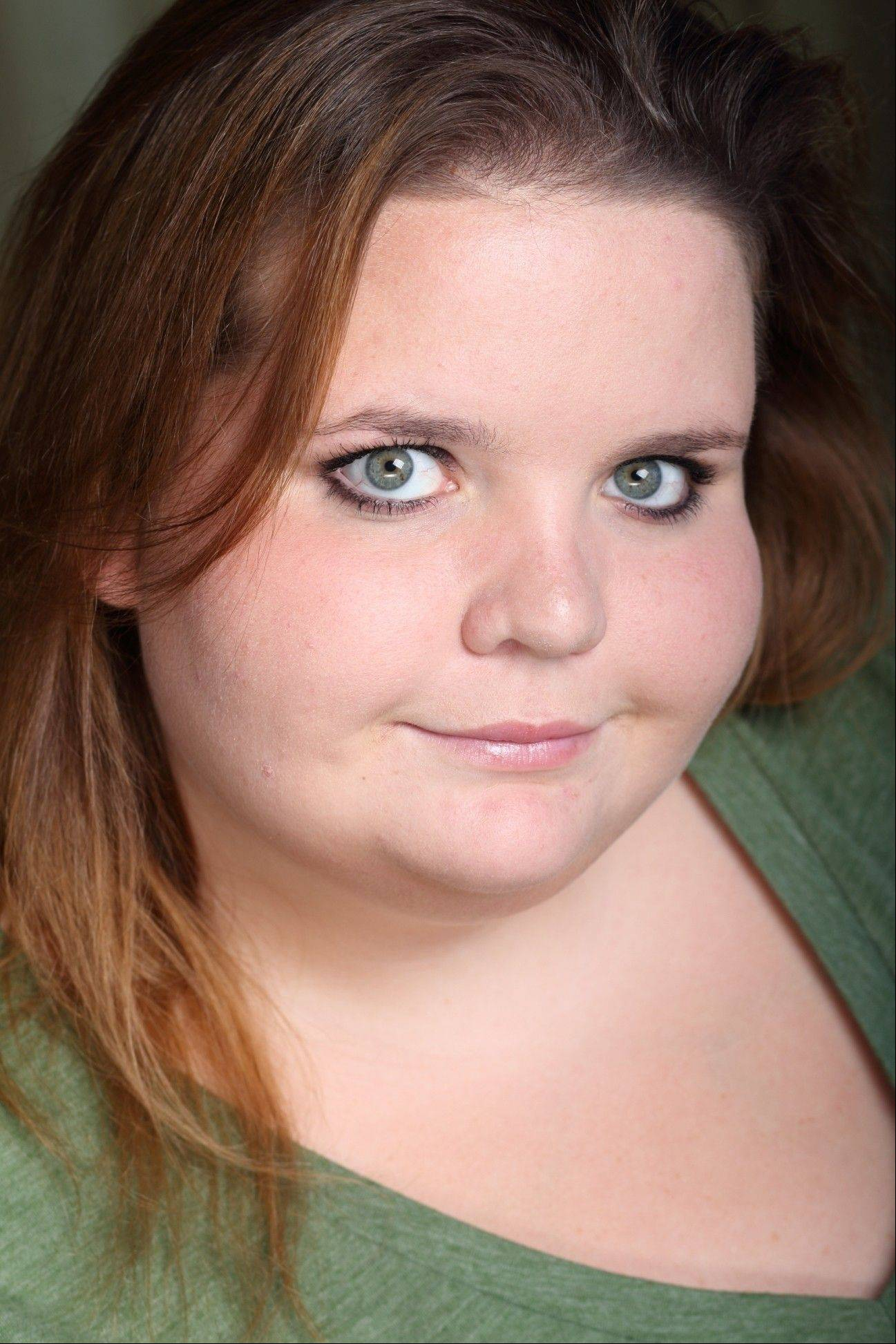 Claire Swanson of Des Plaines is on the bill for the Chicago Women's Funny Festival.