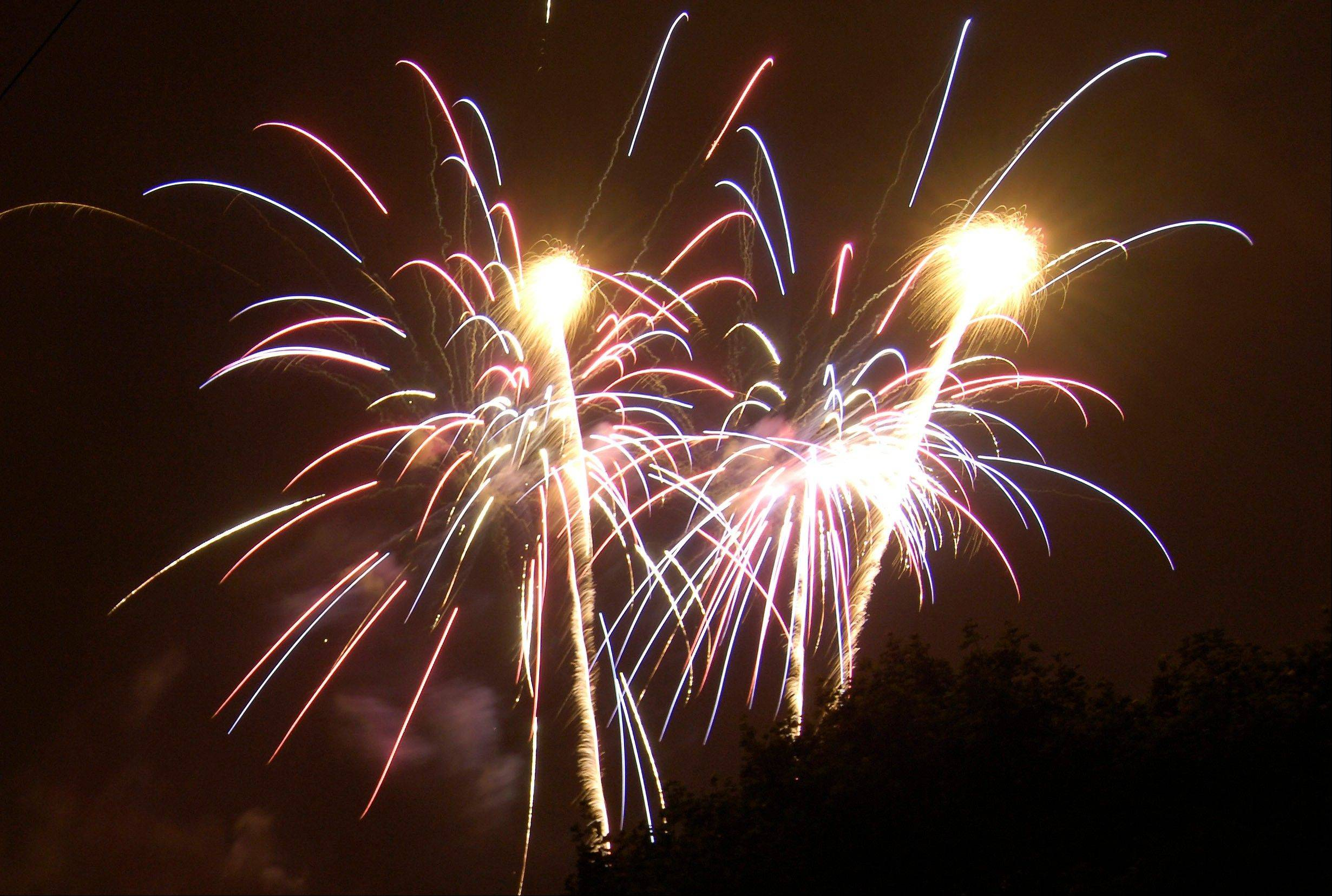 Fireworks will again explode over the skies of Wheeling to mark Independence Day this year. Village officials announced Monday they will hold a celebration July 3 outside village hall.