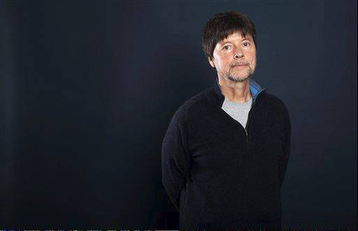 "Filmmaker Ken Burns and Pulitzer Prize-winning author Siddartha Mukherjee are collaborating for a film based on Mukherjee's book ""The Emperor of All Maladies: A Biography of Cancer."""