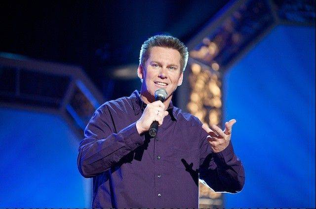 Comedian Brian Regan will perform at the Improv Comedy Showcase in Schaumburg.