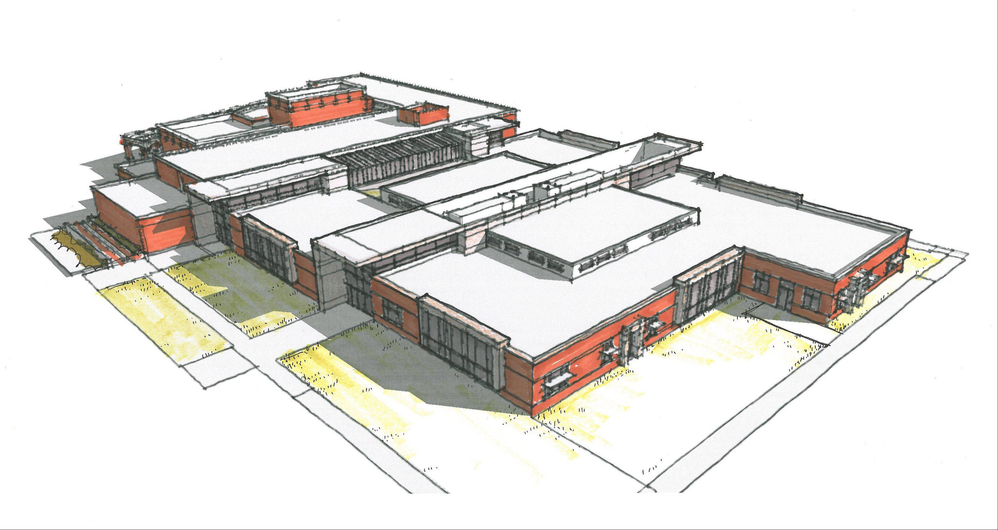 Groundbreaking set for Aurora U. STEM school