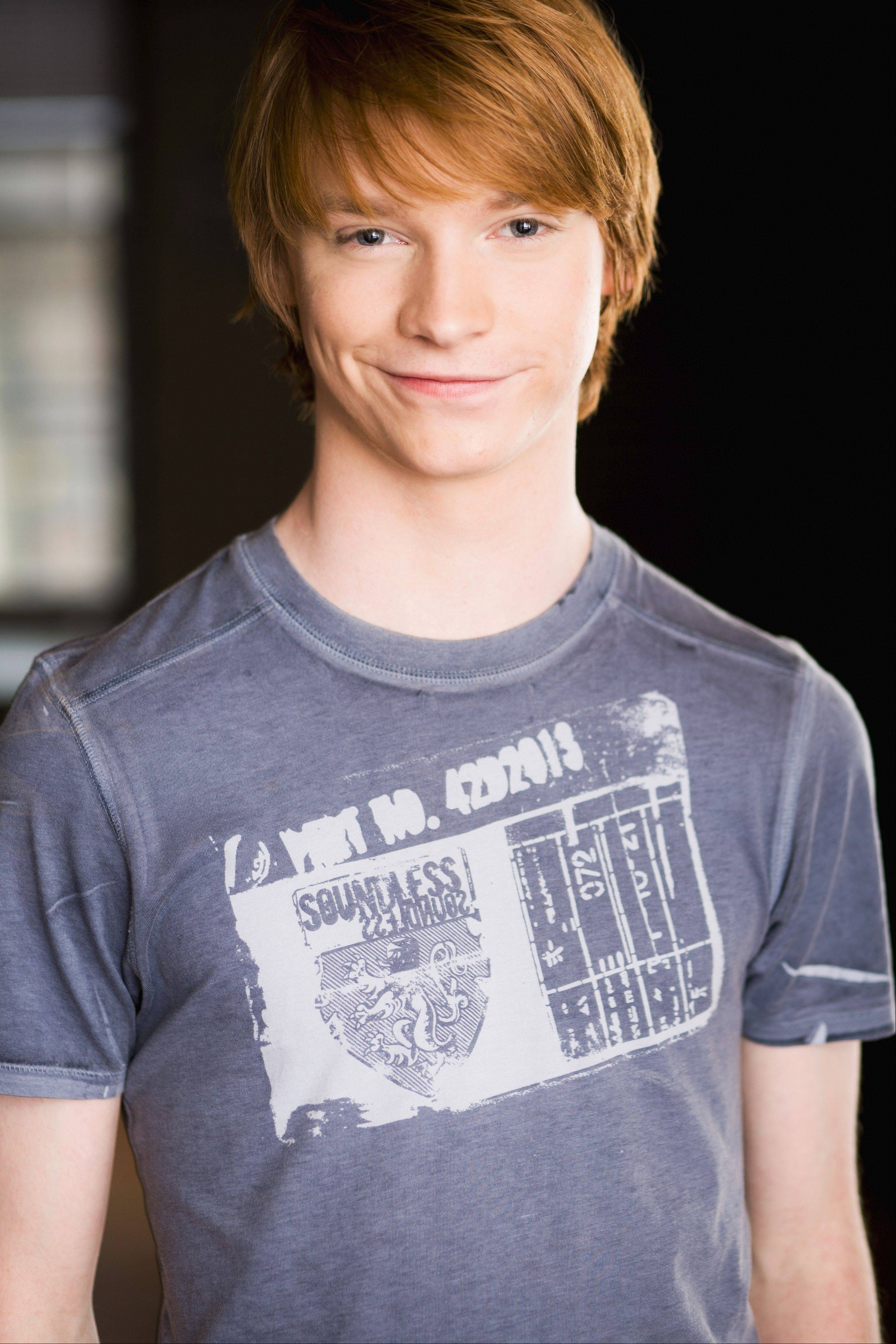 "Calum Worthy will appear as part of ""Tween Stars Live Tour 2013"" at the Rosemont Theatre."