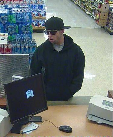 Bank robber strikes again, this time in Lombard