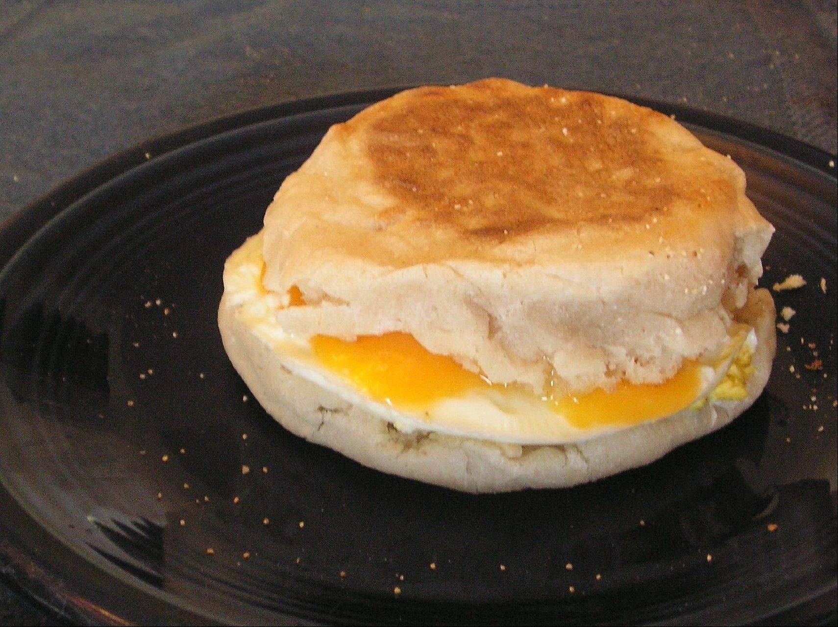 An Egg McMuffin after midnight? What's the world coming to?