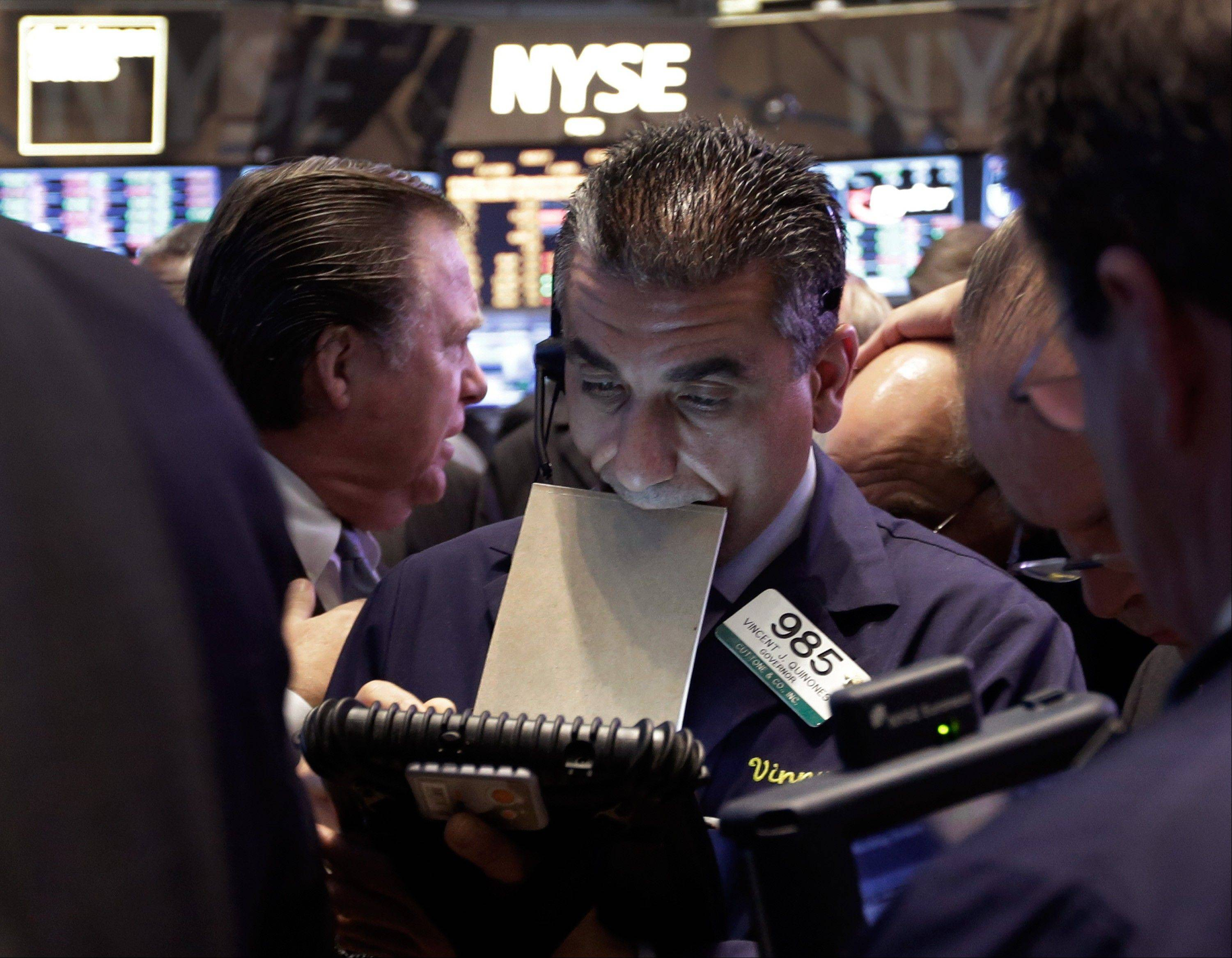 Stock markets were volatile on Friday June 7, 2013 as investors awaited a key U.S. jobs report for clues on how much longer the Federal Reserve will keep providing stimulus to the world's largest economy.