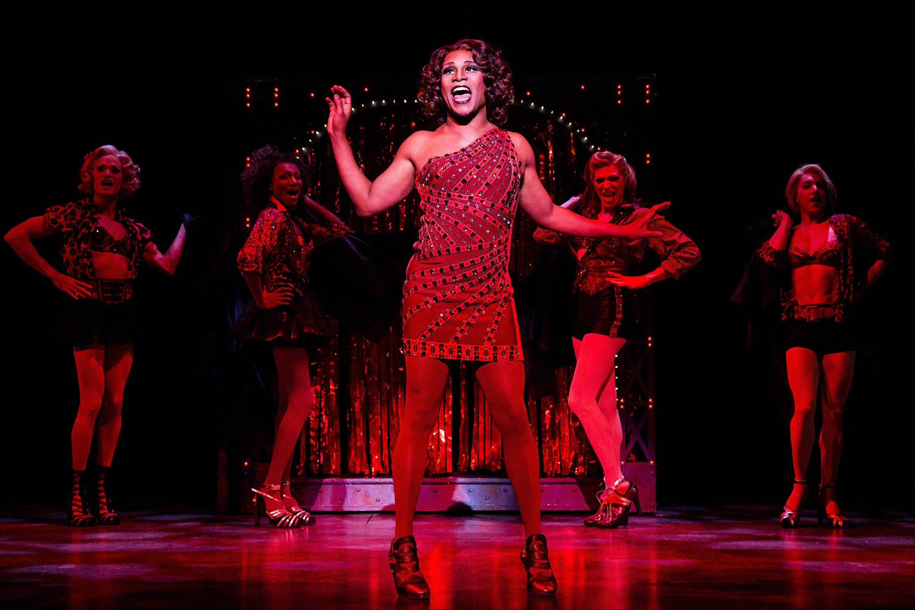 "Billy Porter's top-notch performance in ""Kinky Boots"" could win him the best actor Tony."