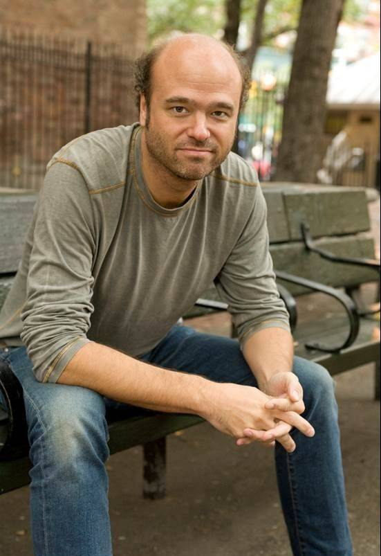 """30 Rock"" star and North Shore native Scott Adsit performs as part of a Second City alumni show June 12 at UP Comedy Club."