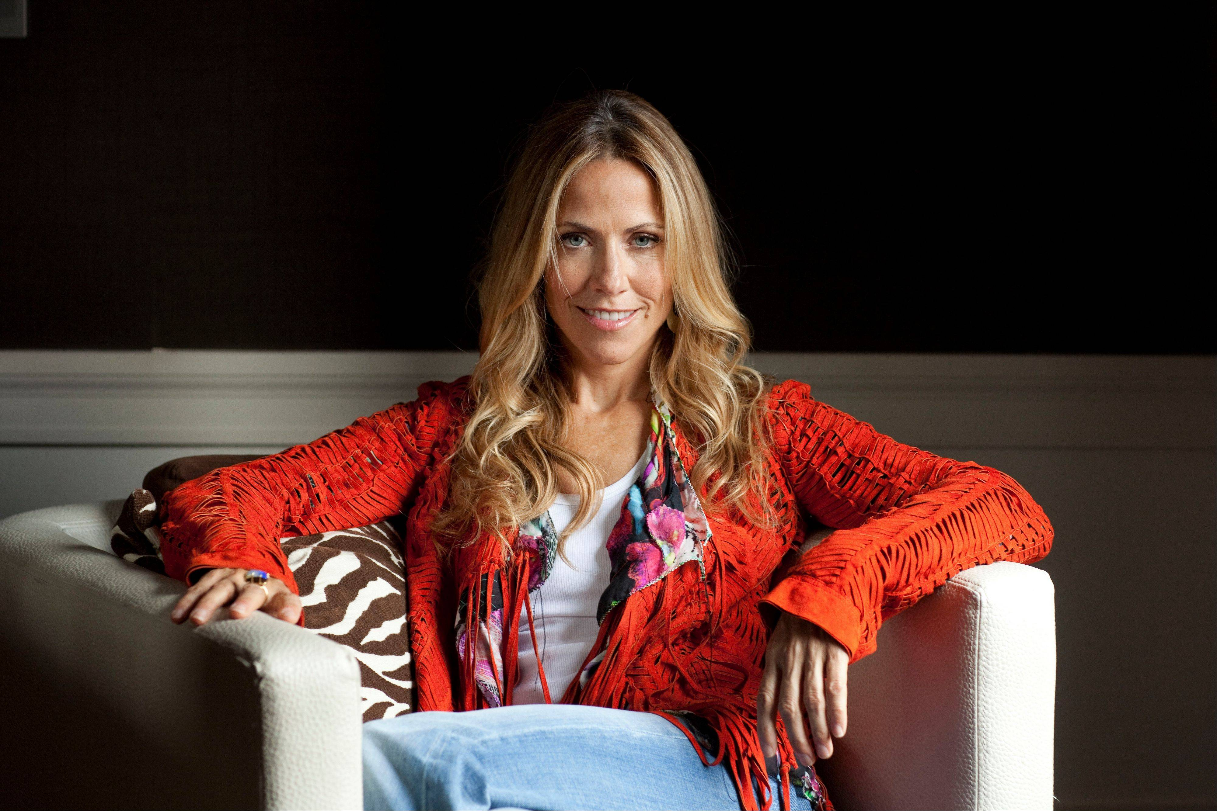 "Sheryl Crow's first country-oriented album, ""Feels Like Home,"" will be released on Sept. 10."