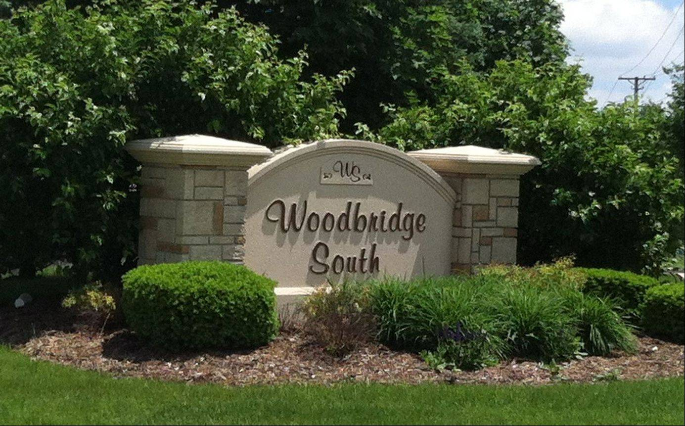 Woodbridge South in Elgin is a relatively new subdivision, with homes built in the mid-1990s.