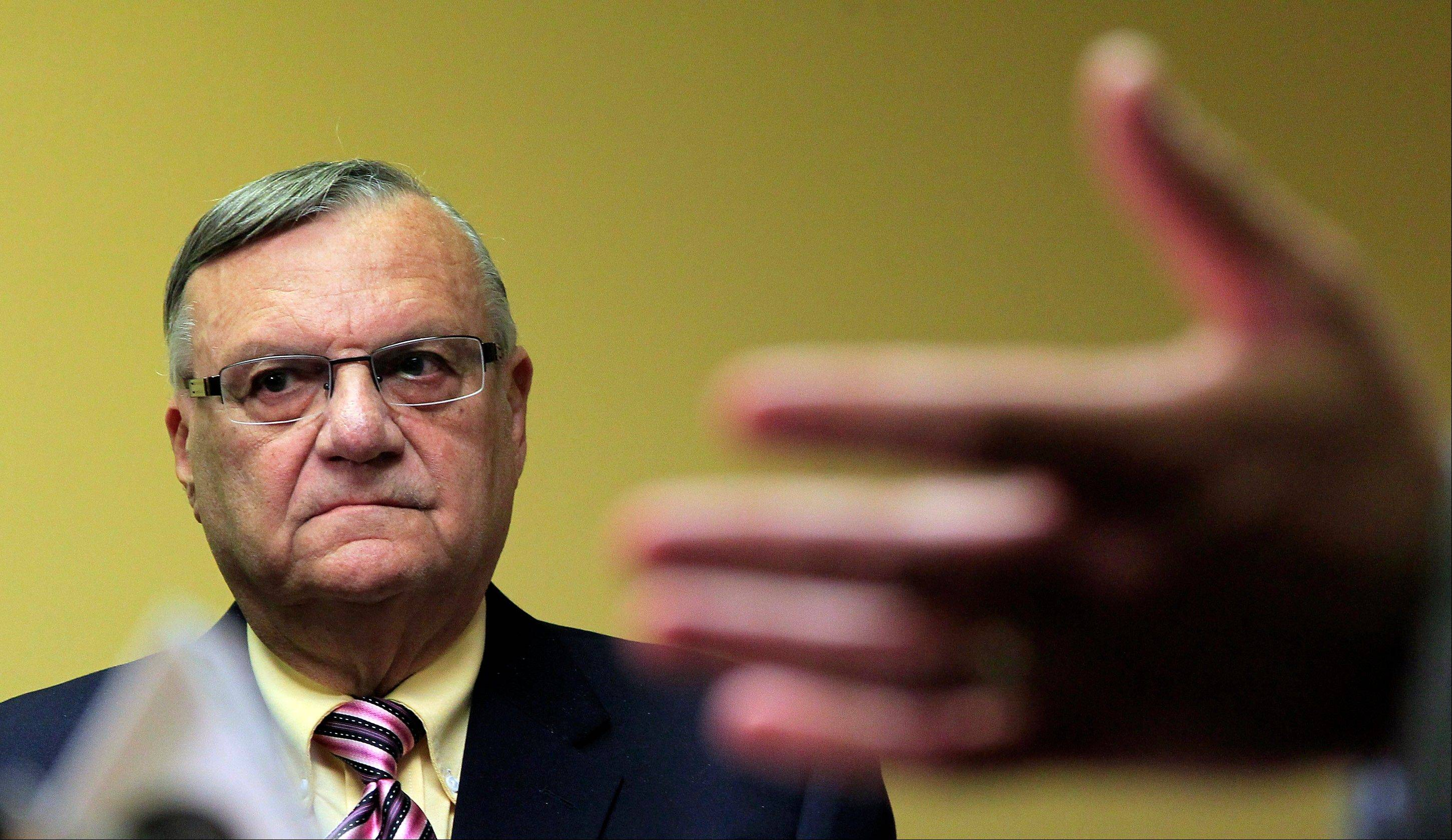 Maricopa County Sheriff Joe Arpaio, who led the way for local police across the country to take up immigration enforcement, is reconsidering his crackdowns -- and other law enforcement officials who followed his lead are expected to eventually back away, too.