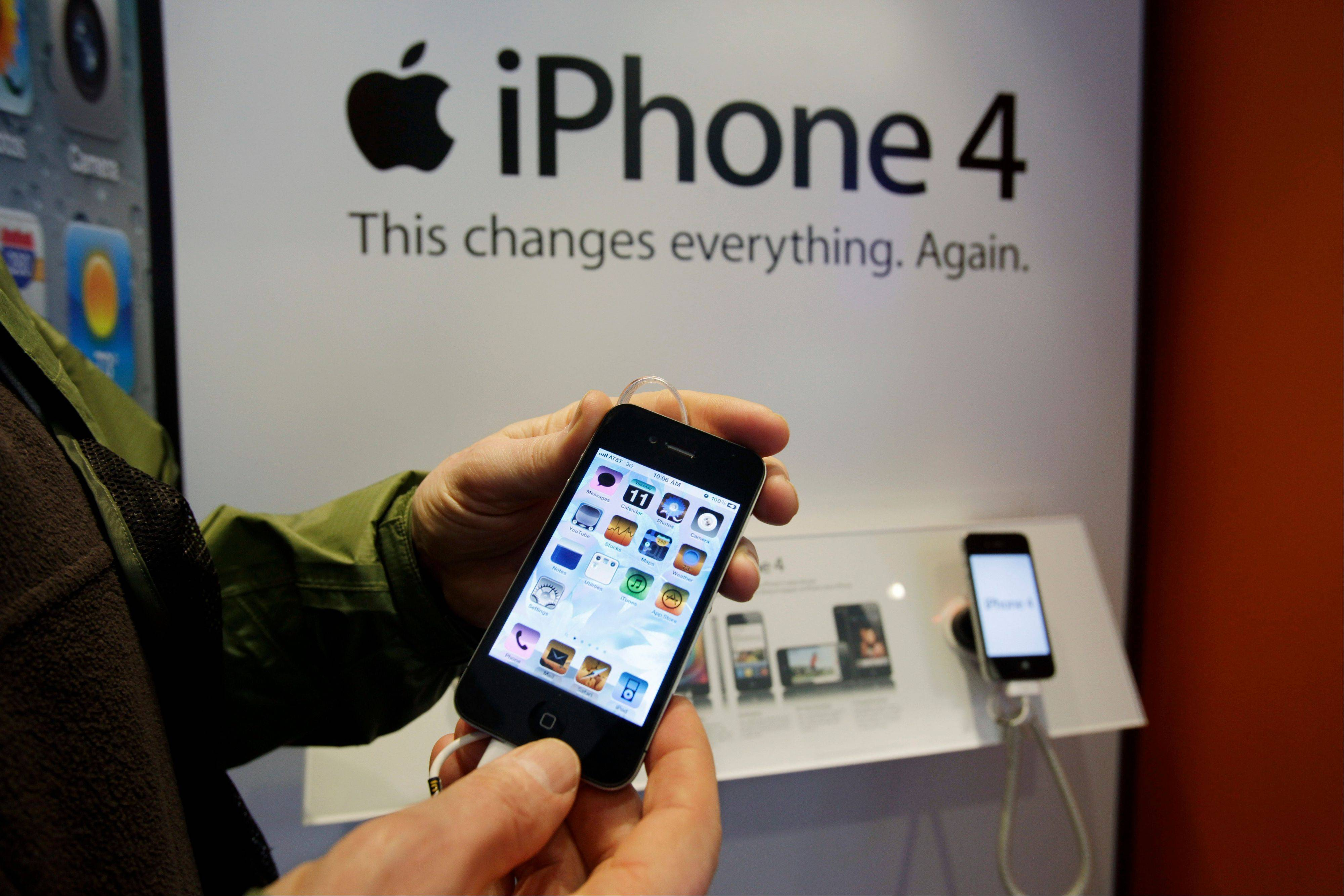 A U.S. trade agency on Tuesday June 4, 2013 issued a ban on imports of Apple's iPhone 4 and a variant of the iPad 2 after finding the devices violate a patent held by South Korean rival Samsung Electronics.