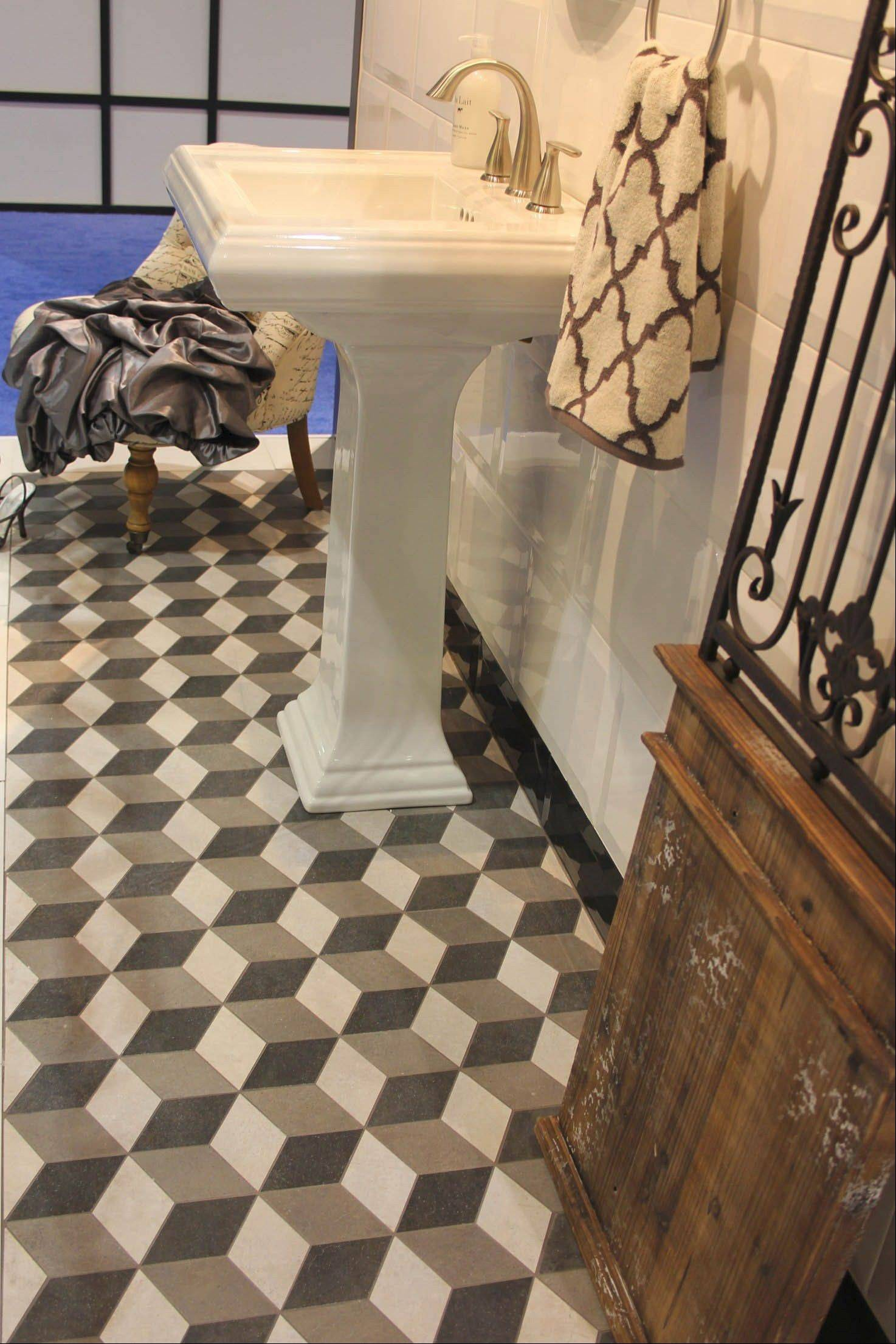 Innovative Ceramic Tiles Hit The Marketplace