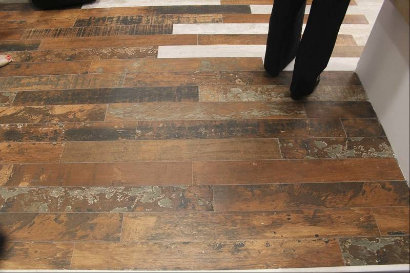 Laying Ceramic Tiles On Suspended Wooden Floor Skill Interior