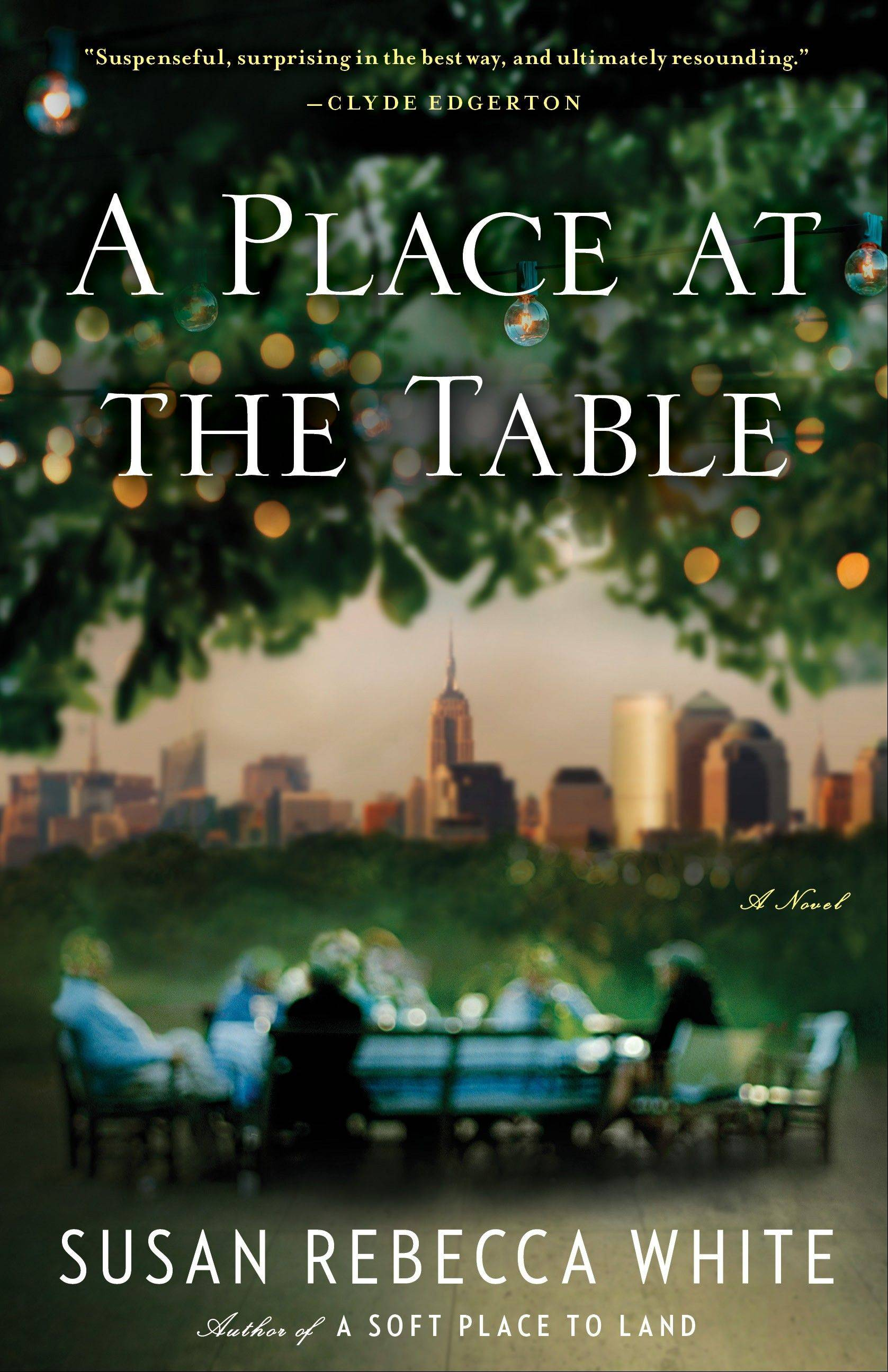 """A Place at the Table"" by Susan Rebecca White"