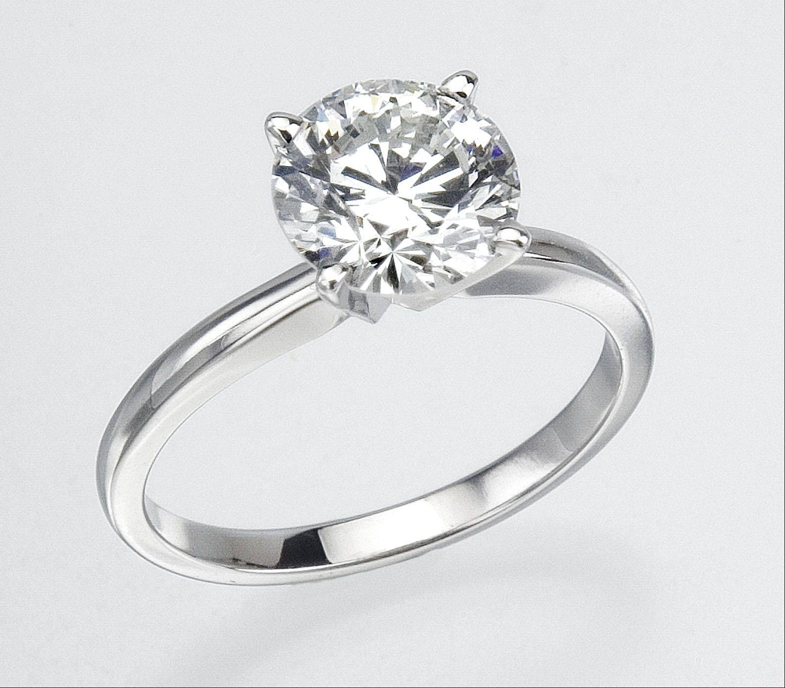 Engagement rings and wedding bands from online jewelers can cost more than 20 percent less, experts say. That's because you're not paying the extra overhead costs of traditional retailers. And online retailers, such as Blue Nile Inc. and James Allen, usually have more styles to choose from than their physical rivals.
