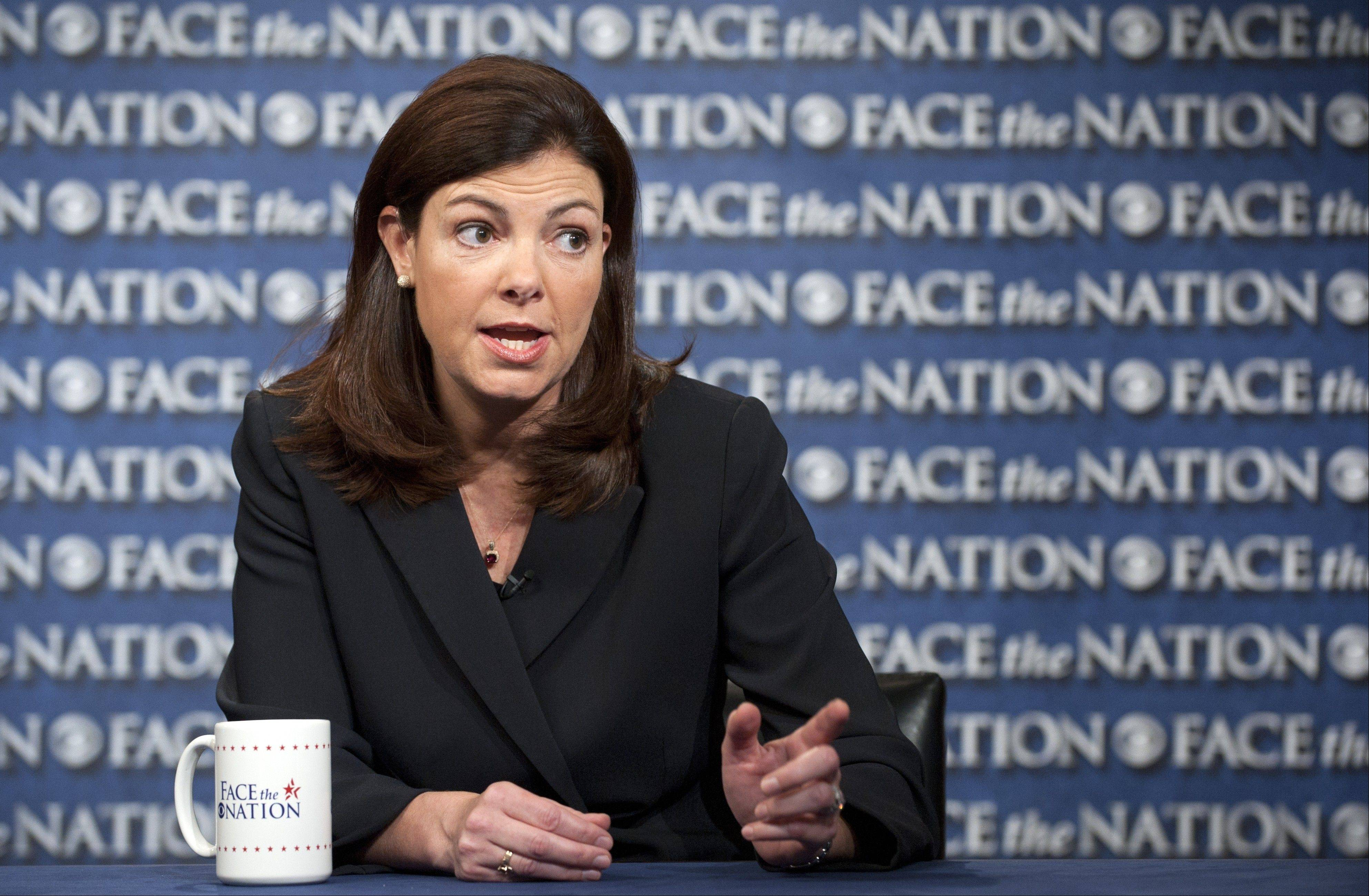 "Sen. Kelly Ayotte, appearing on CBS's ""Face the Nation"" Sunday, said she will back the bipartisan overhaul of the nation's immigration system, which she said is broken and needs to be fixed."