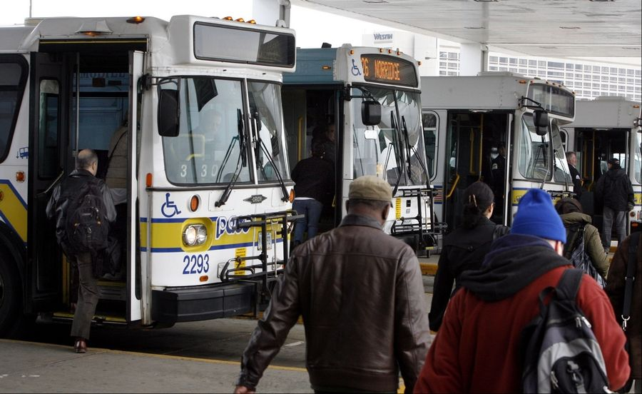Pace hoping to set up Park and Ride at Sears Centre Arena