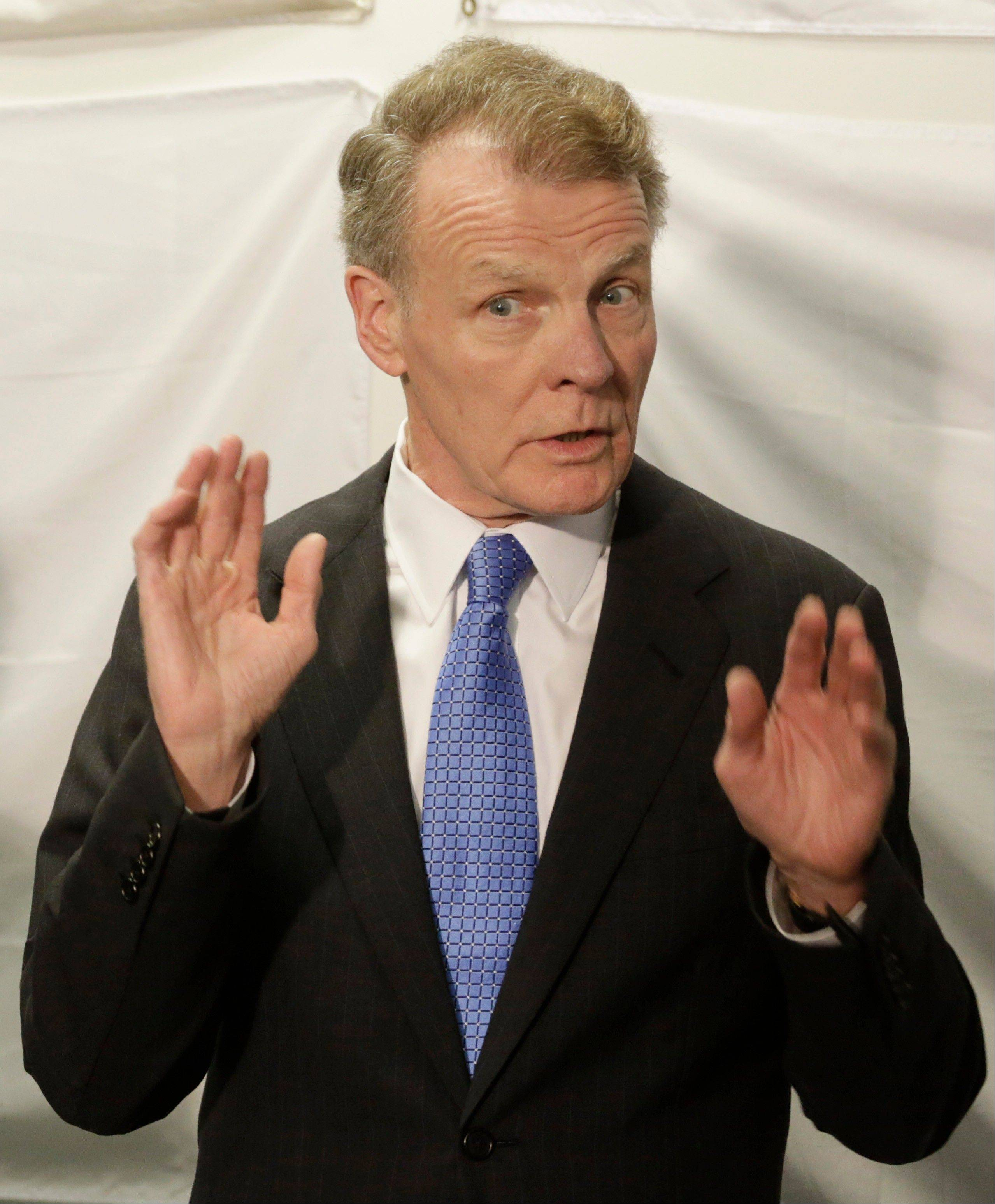 House Speaker Michael Madigan's pension plan, which is widely regarded as having the most cost savings, failed in the Senate last month. It unilaterally imposes pension changes on workers and raises the retirement age.
