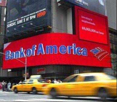 Bank of America iS one of five banks making mortgage releife poaymnets to Illinois borrowers.