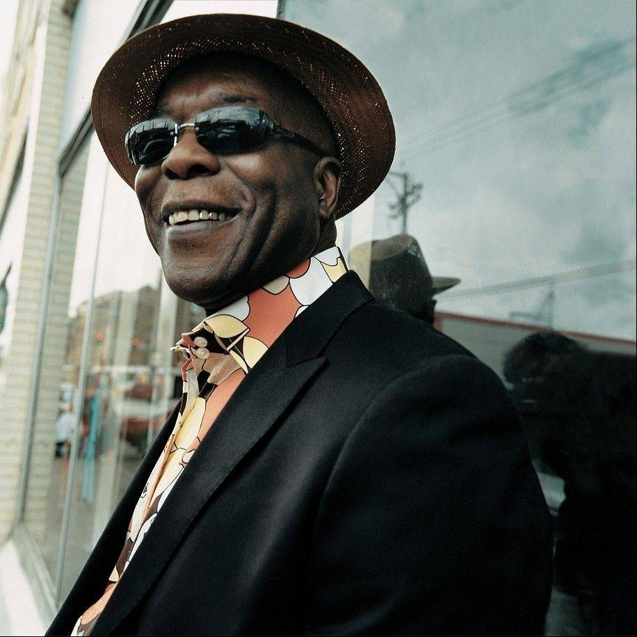 Buddy Guy plays Blues on the Fox this weekend at the new RiverEdge Park in Aurora.