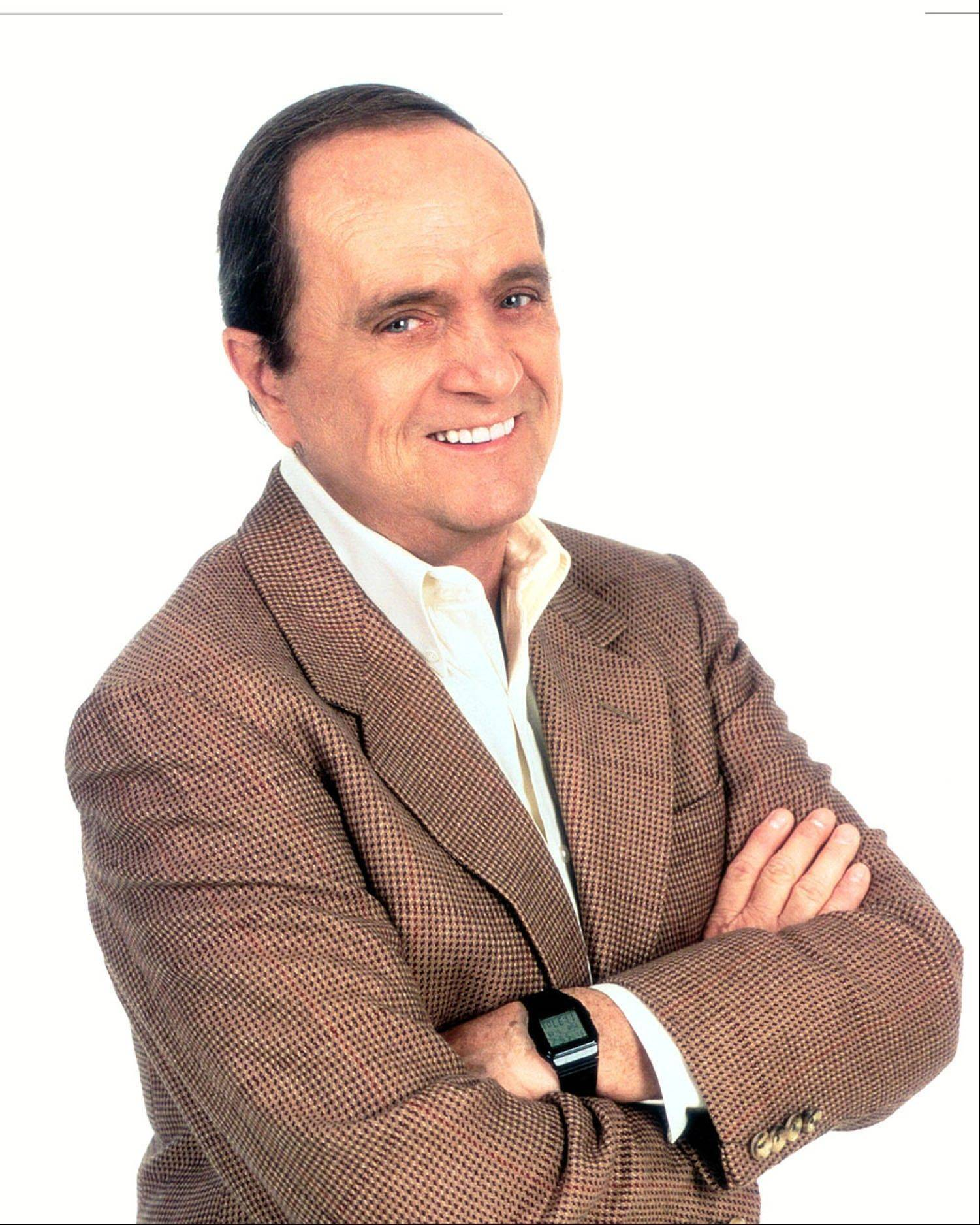 Bob Newhart appears at the Chicago Theatre as part of TBS Just for Laughs Chicago.