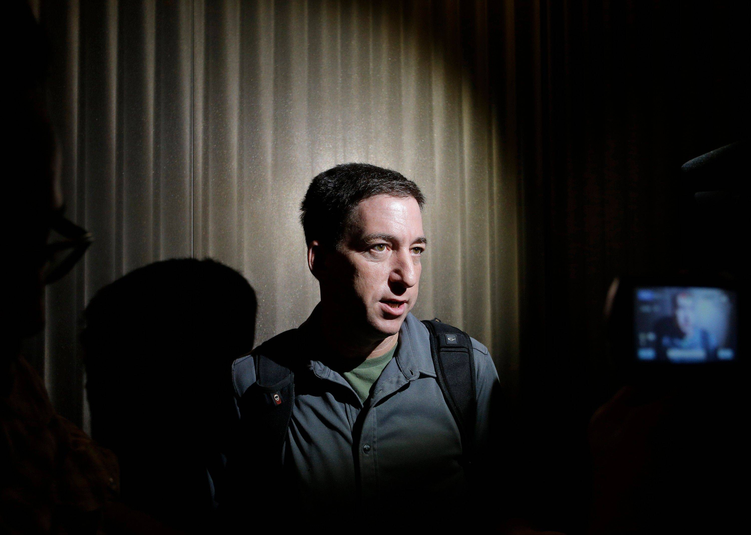 Glenn Greenwald, a columnist for The Guardian, has made no secret of his distaste for intrusions on privacy.