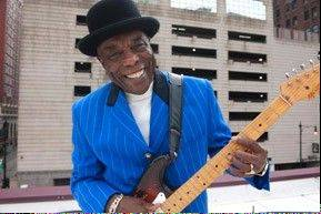 Legendary blues artist Buddy Guy is the headliner Saturday, June 15, for the second day of the annual Blues on the Fox festival in Aurora. The fest is being held this year at the new RiverEdge Park Music Garden.