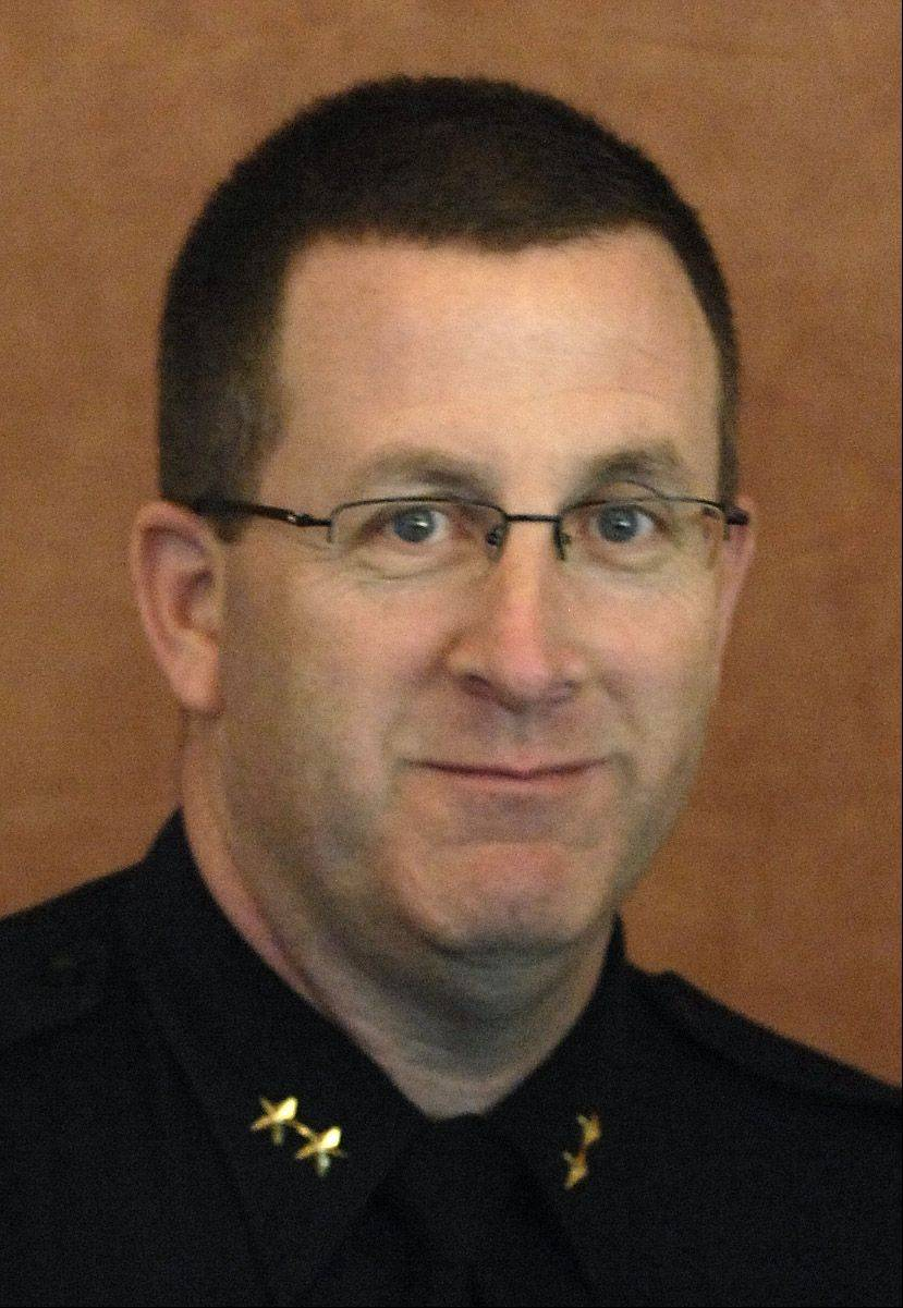 Former Elgin deputy chief on unpaid leave from new chief post