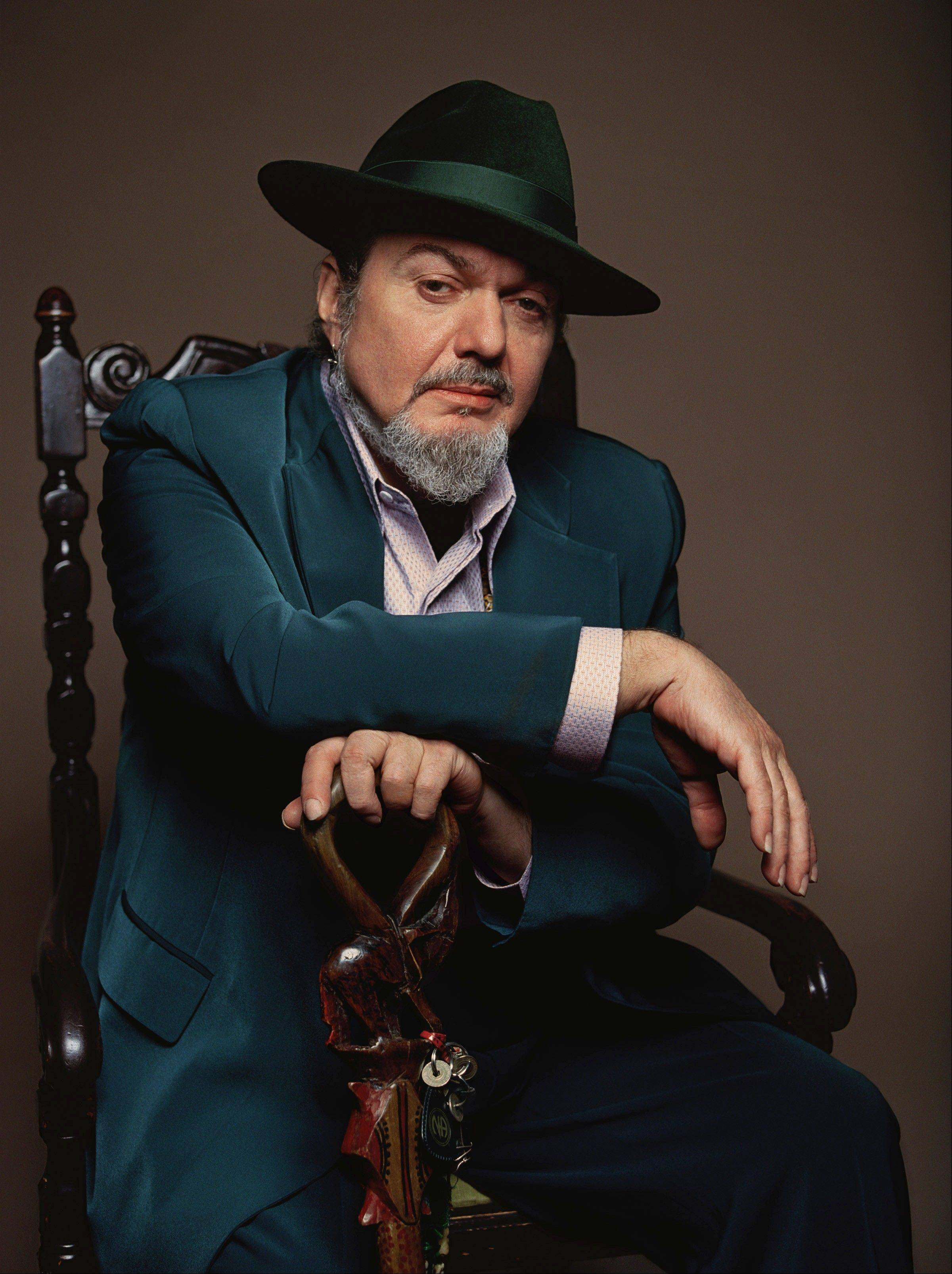 Dr. John will perform Friday, June 14, at this year's Blues on the Fox at the RiverEdge Park Music Garden in Aurora.