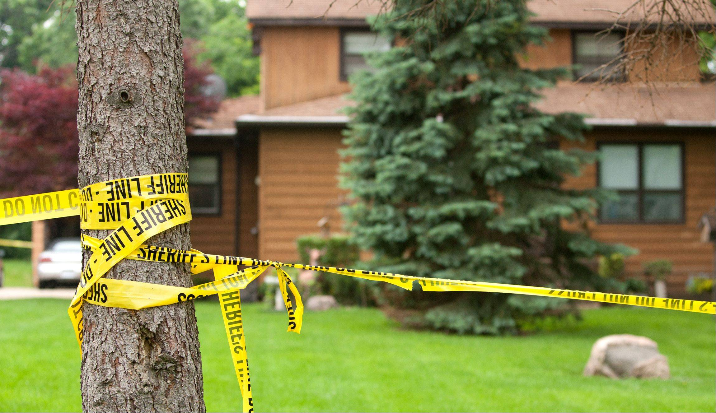 Autopsies were being conducted Wednesday for four family members who died Tuesday in an apparent murder-suicide near Darien.