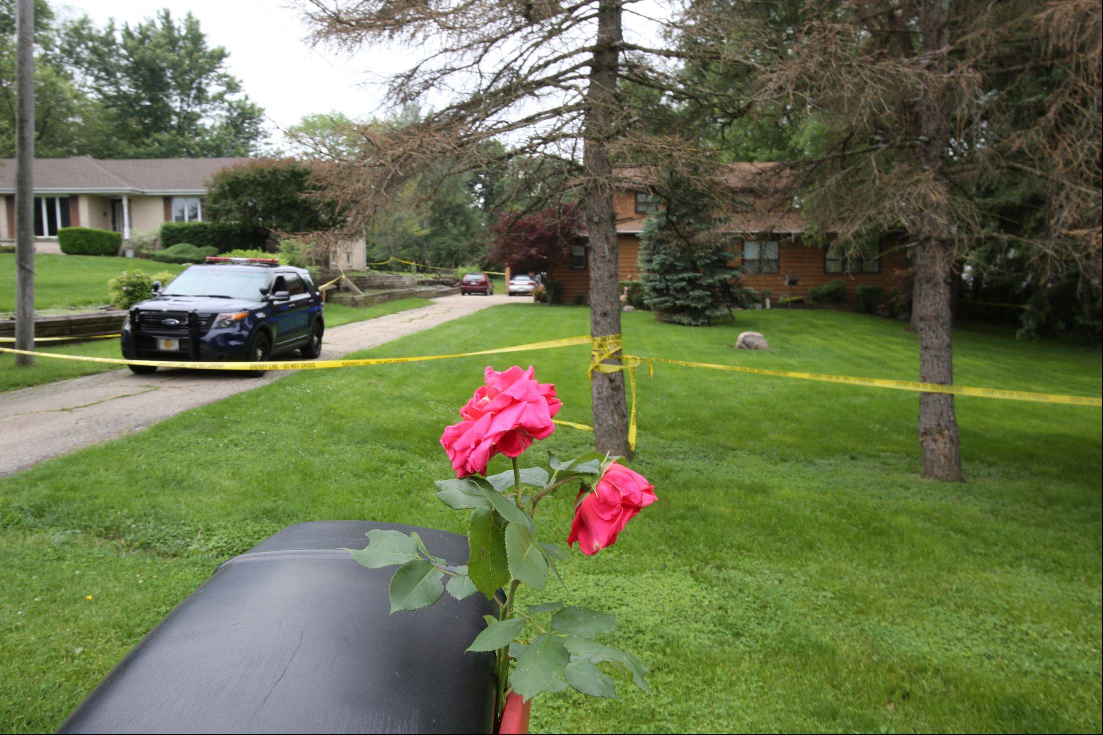 An investigation is ongoing after four bodies were found Tuesday at a house on Oldfield Road near Darien.