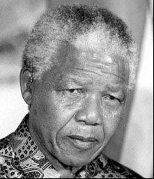 Nelson Mandela is shown in this July 16, 1996 file photo. Mandela was one of three people appointed an Honorary Companion of the Order of Australia, the country's top honor.