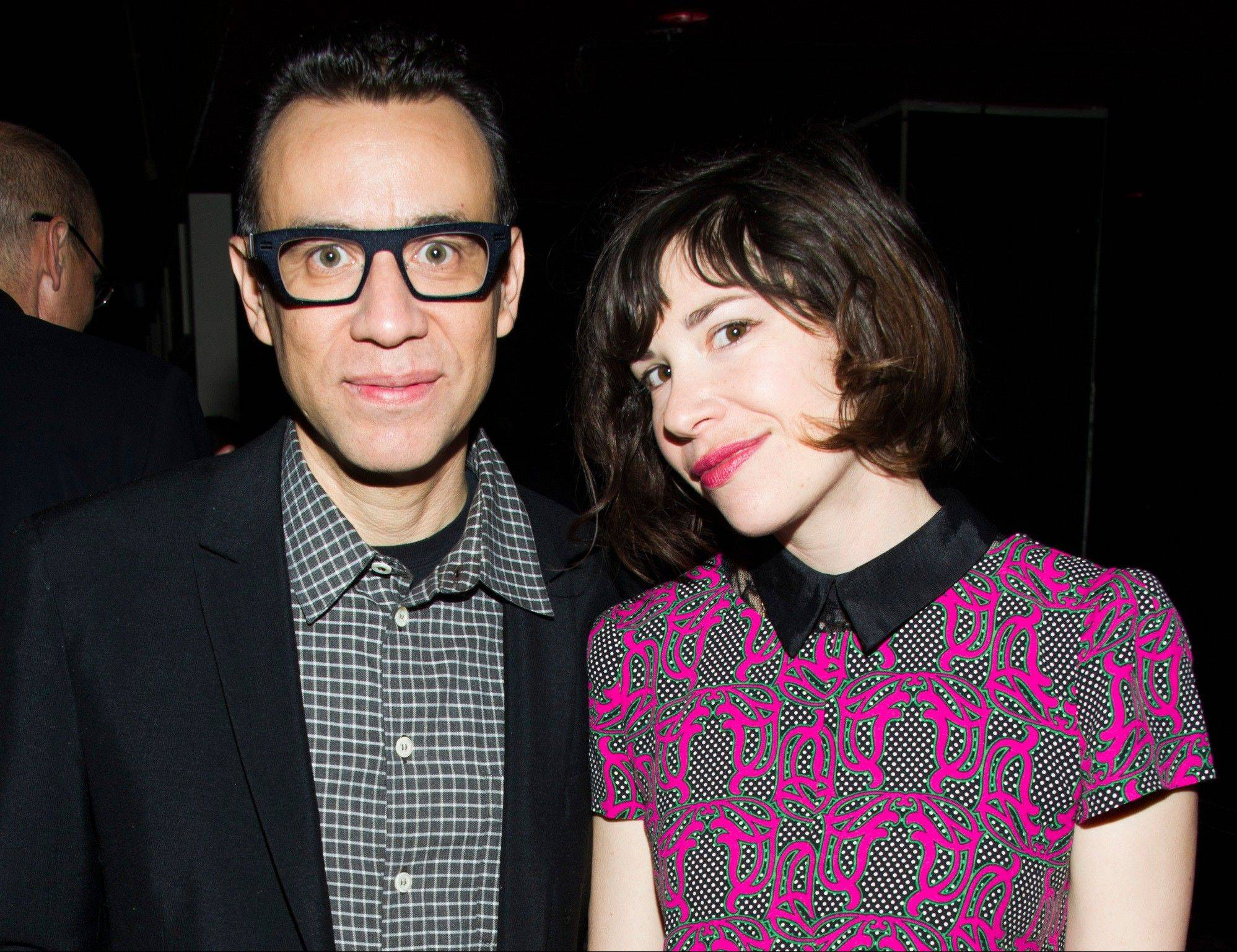 "The cable channel IFC said Wednesday it's picking up the show ""Portlandia"" -- starring Fred Armisen and Carrie Brownstein -- for two more seasons."