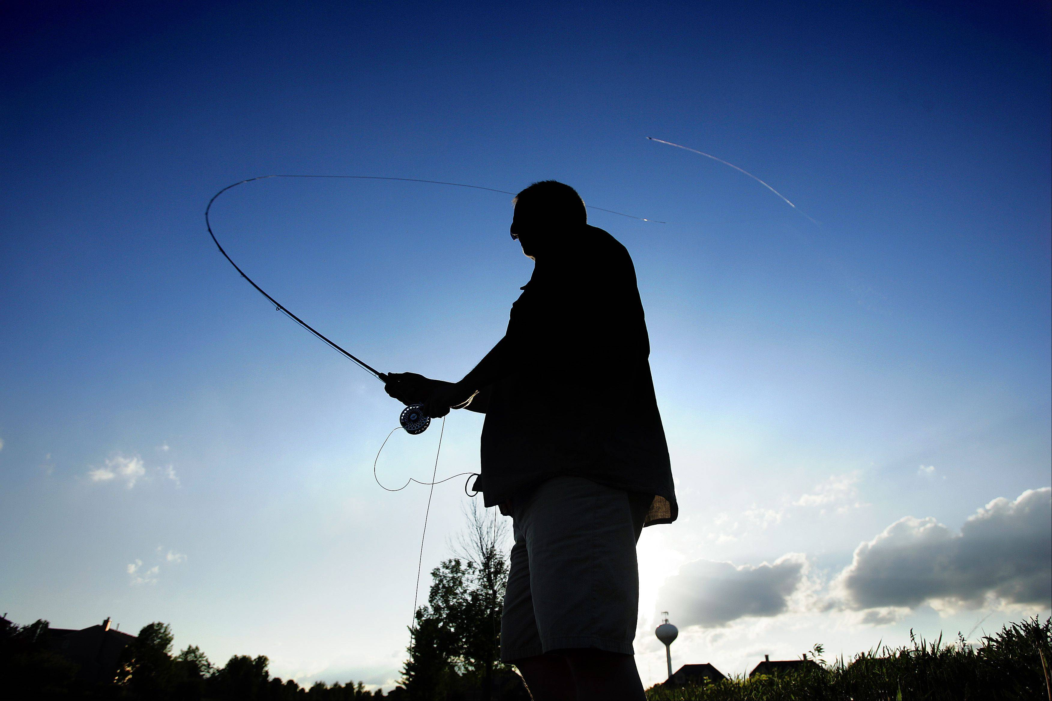 Moving Picture: The art of fly-fishing