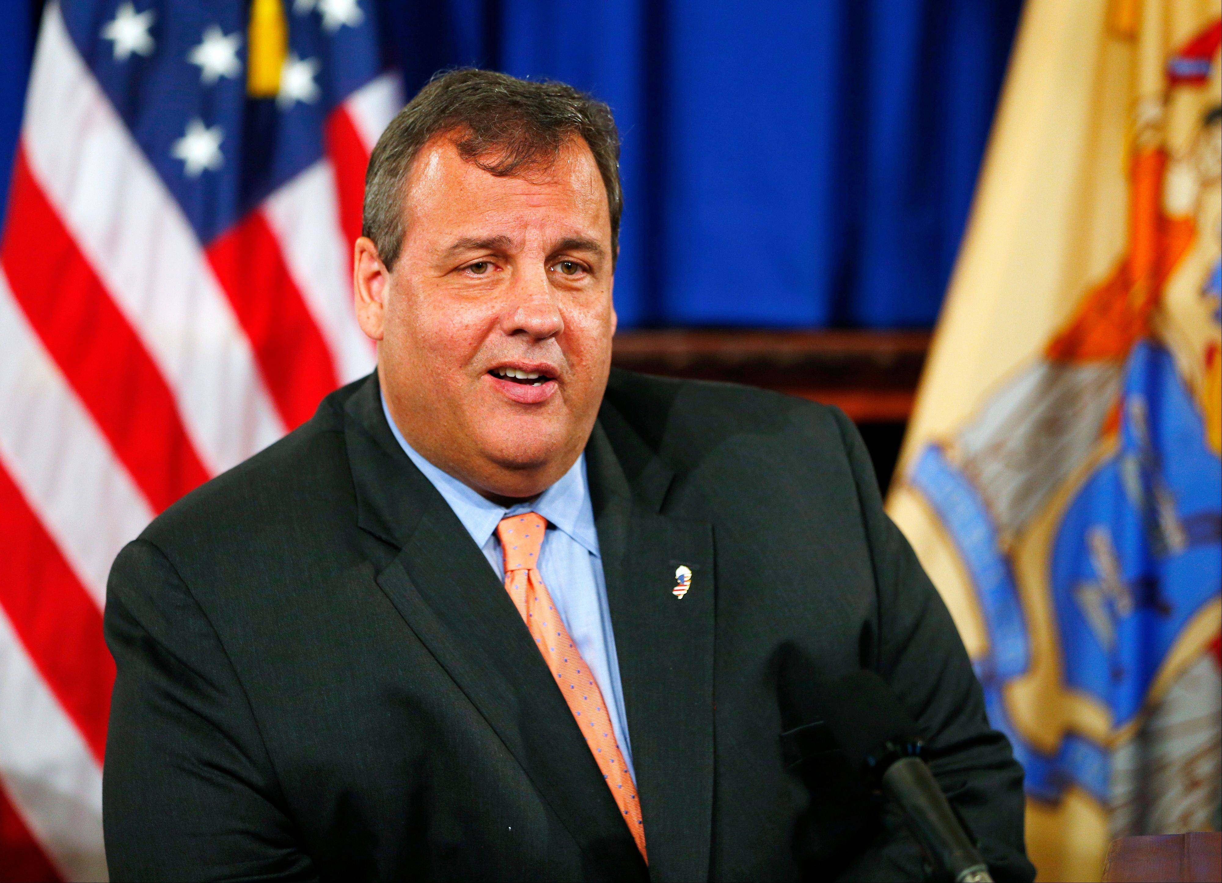 Christie to appear with Bill Clinton in Chicago