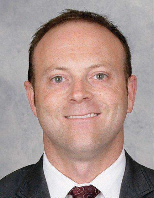 Blackhawks GM Stan Bowman