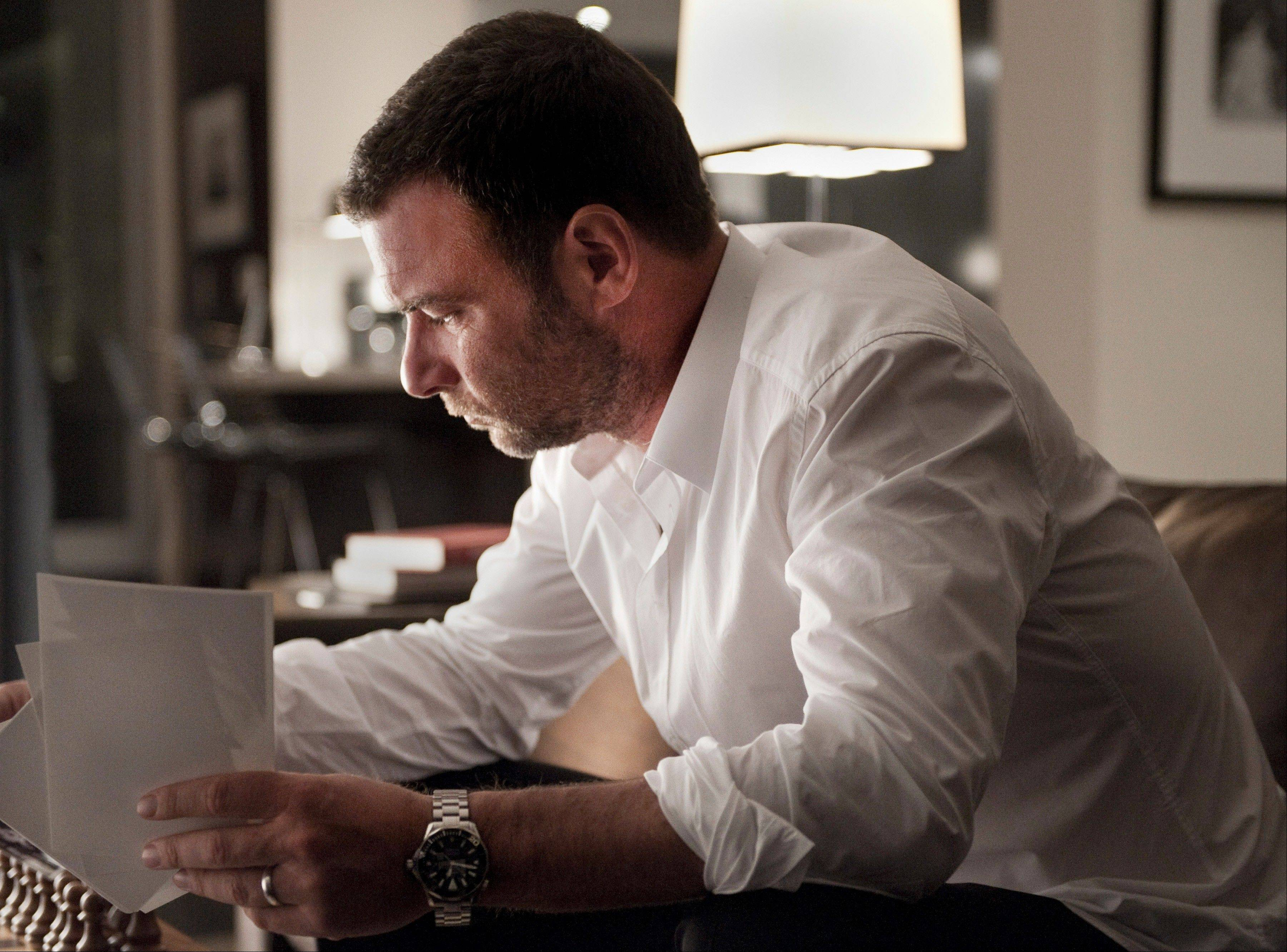 "Liev Schreiber stars as the title character in Showtime's ""Ray Donovan,"" premiering Sunday, June 30."