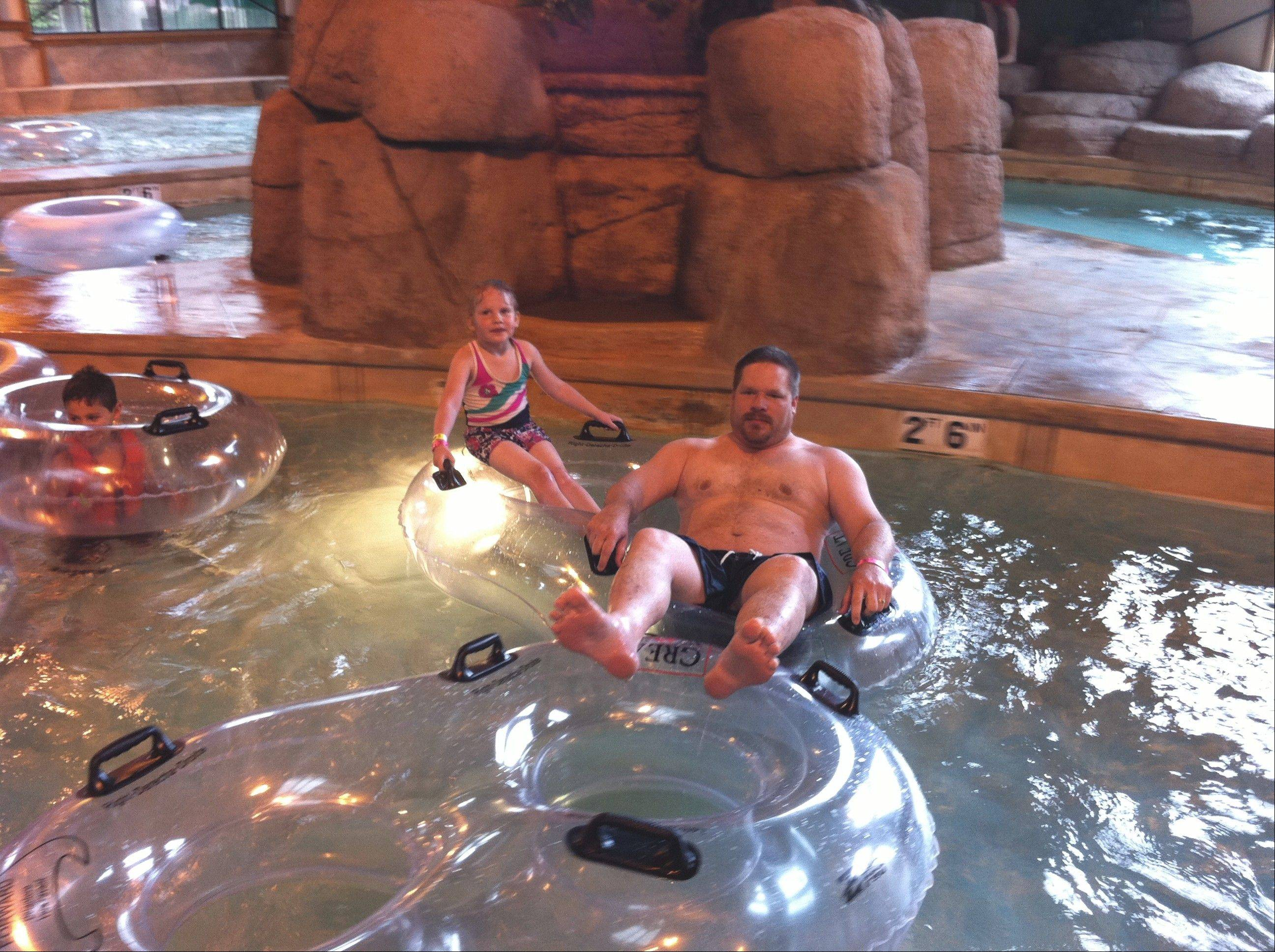 Great Wolf Lodge, which has a location in Traverse City, Mich., near the picturesque Sleeping Bear Dunes, is great fun for the whole family.
