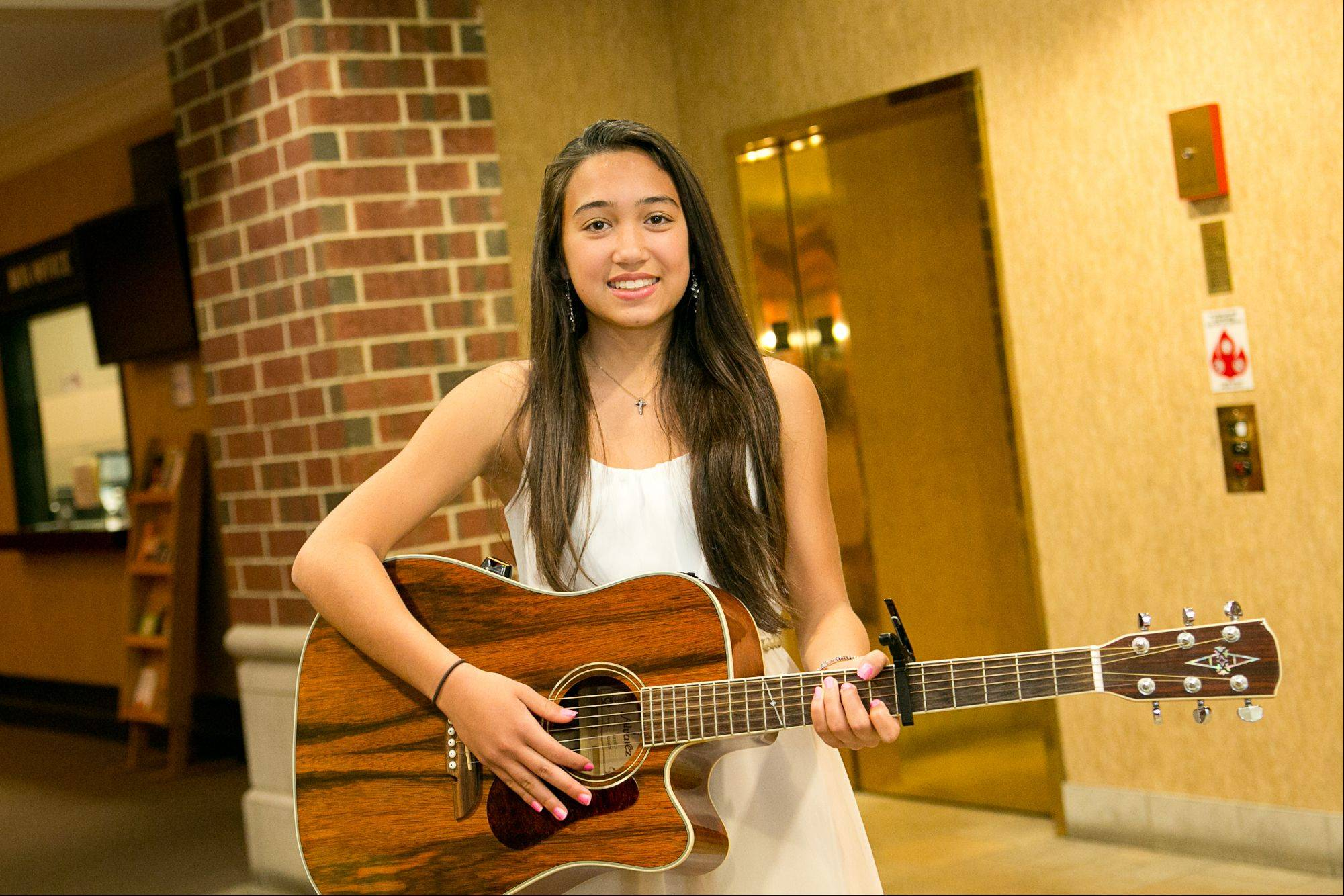 Singer Alexis Nguyen of Pingree Grove is one of the Top 30 finalists in Suburban Chicago's Got Talent.