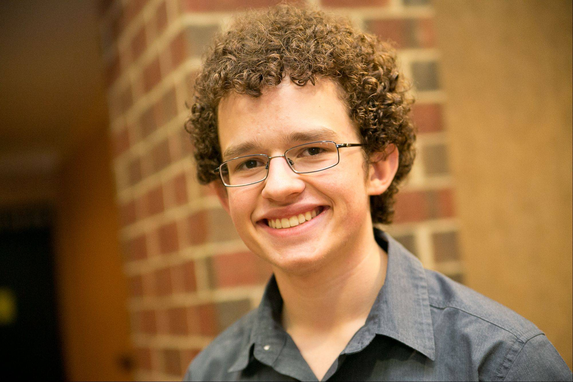 Pianist Joey White of Huntley is one of the Top 30 finalists in Suburban Chicago's Got Talent.