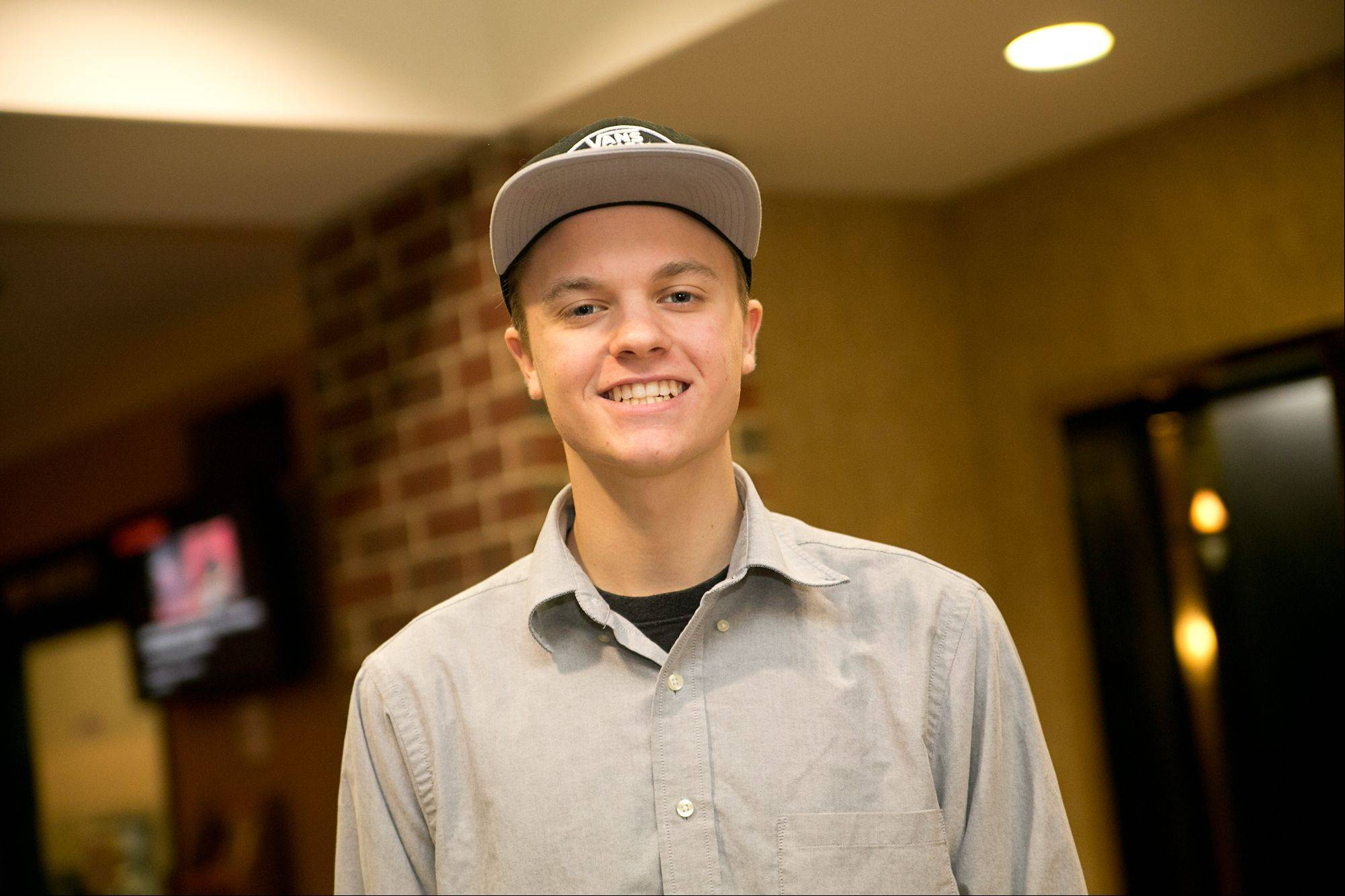 Chinese Take Out, featuring Luke Young of Lombard, is one of the Top 30 finalists in Suburban Chicago's Got Talent.