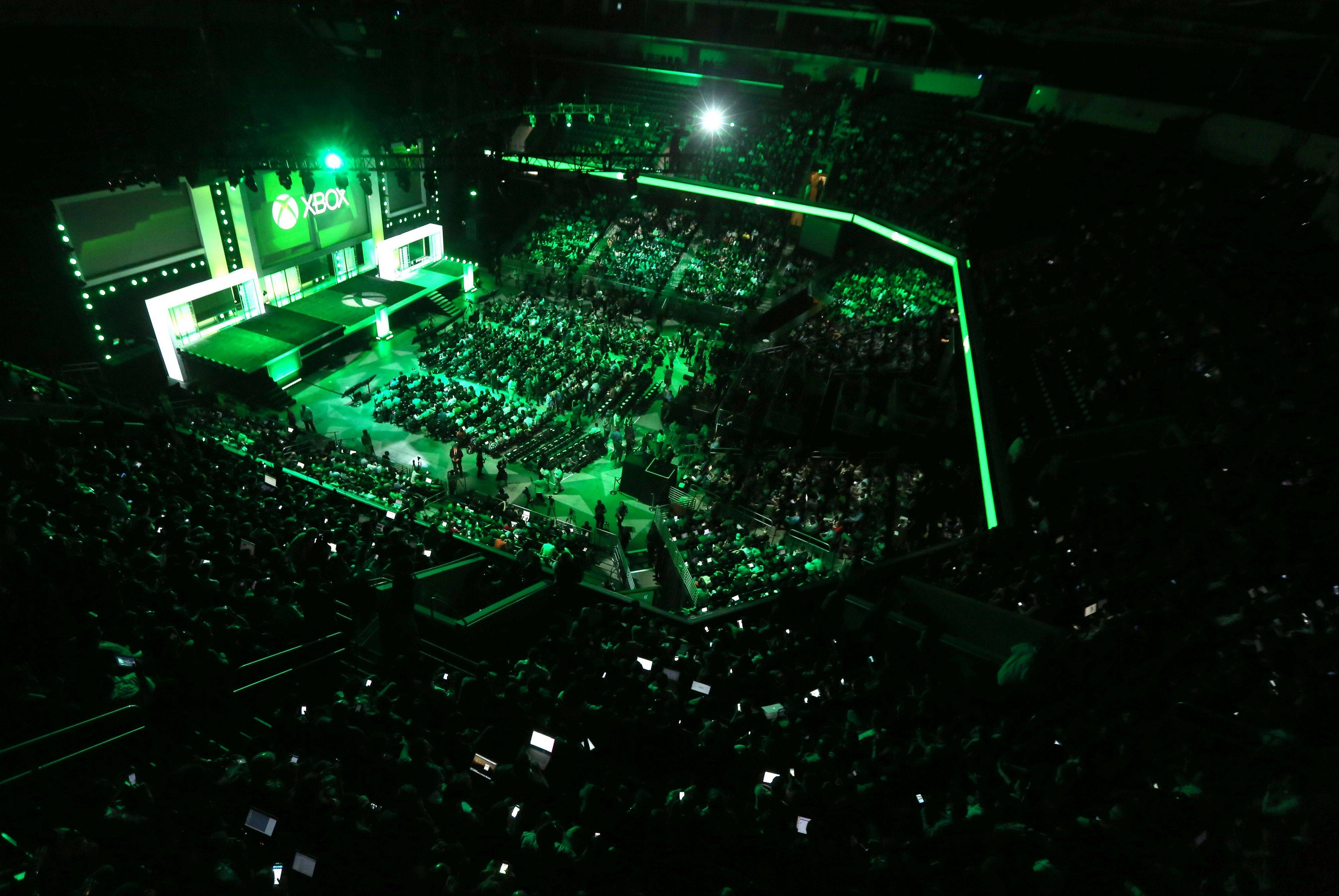 Microsoft makes pitch to gamers with Xbox One E3 presentation