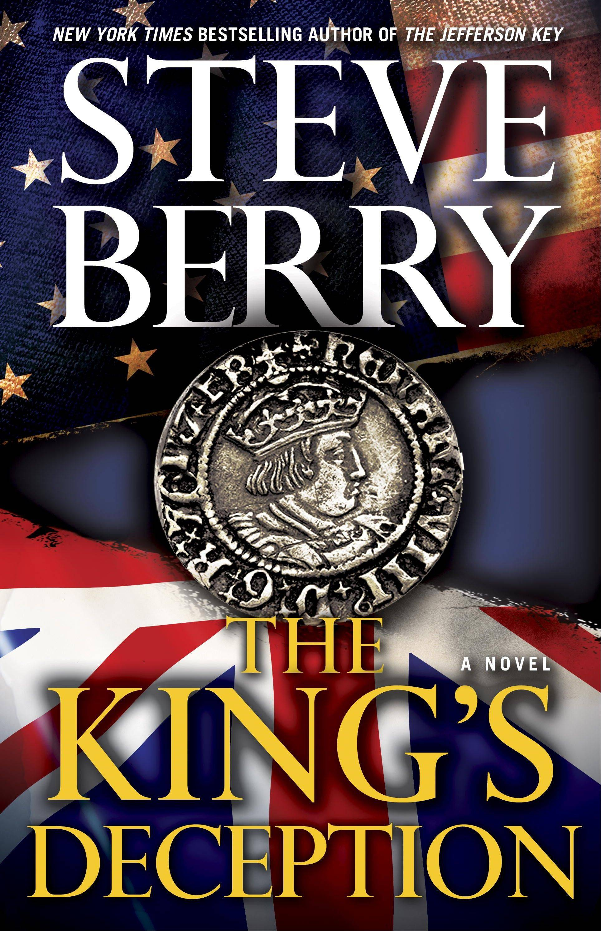 """The King's Deception"" by Steve Berry"