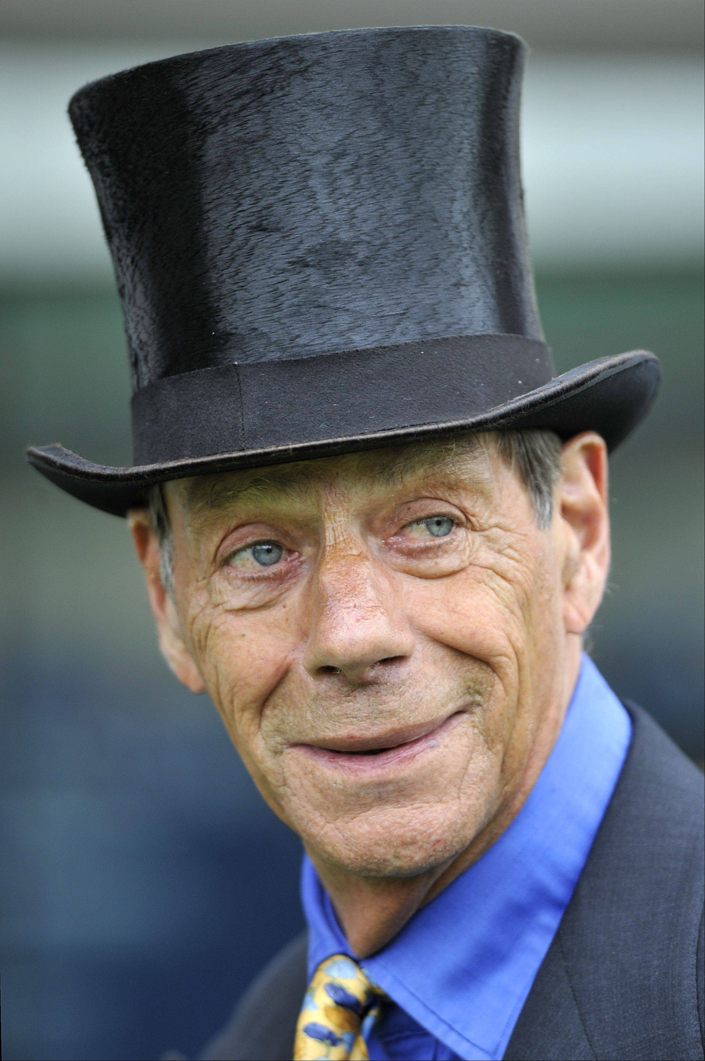 Sir Henry Cecil, one of British horse racing'