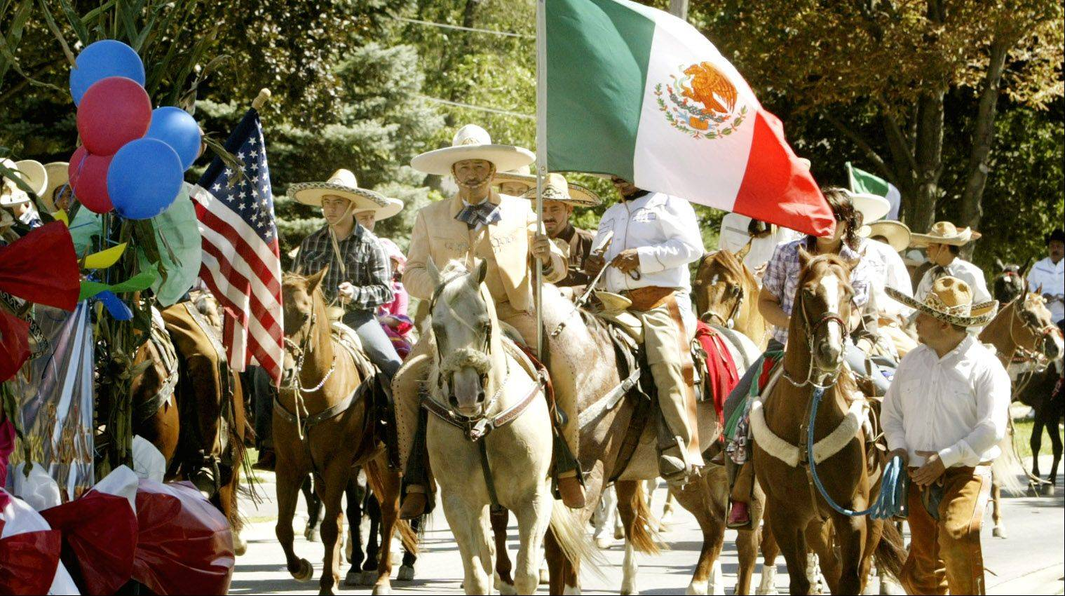 West Chicago will celebrate Mexican Independence Day with a parade and other events on Sept. 15 -- come rain or shine.