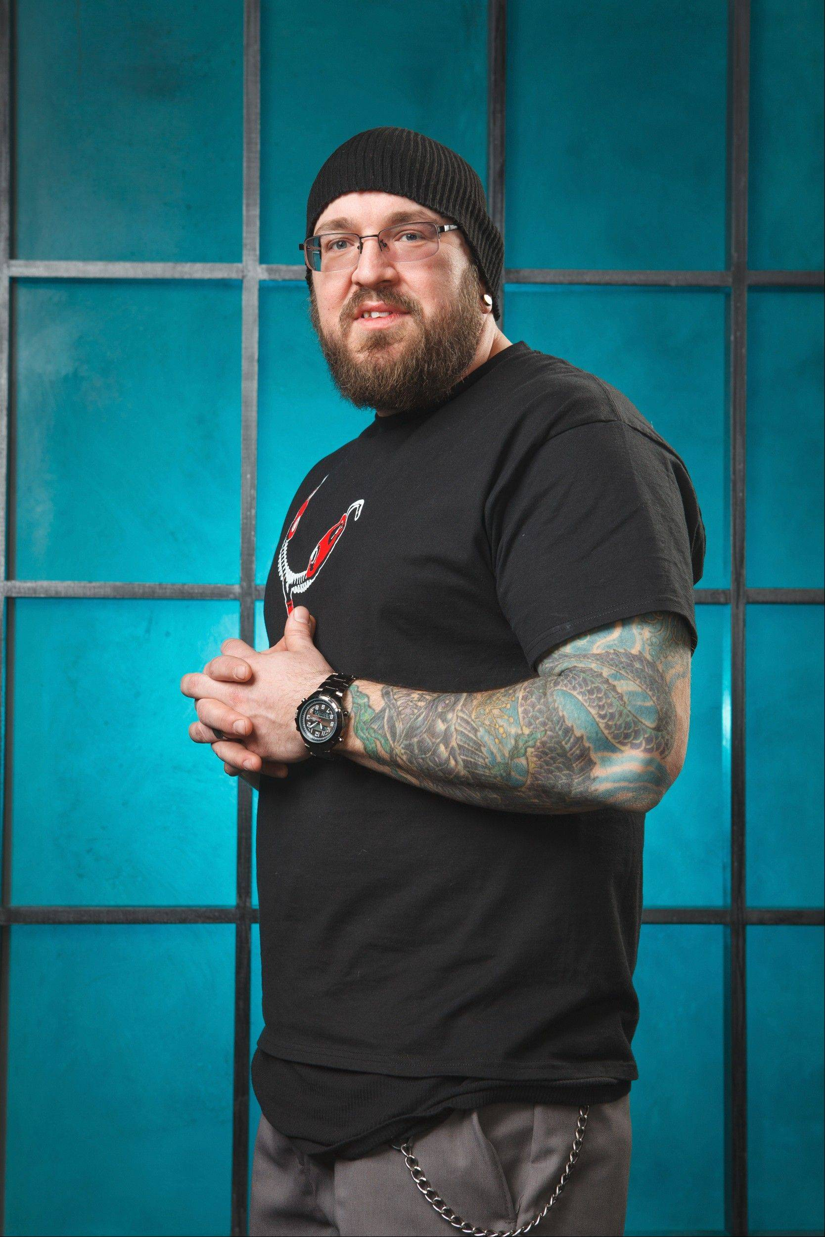 "Chris May, owner and artist at Proton Tattoo is a contestant on Season 3 of Spike TV's hit original tattoo-competition series ""Ink Master,"" which premieres on Tuesday, July 16, at 9 p.m."
