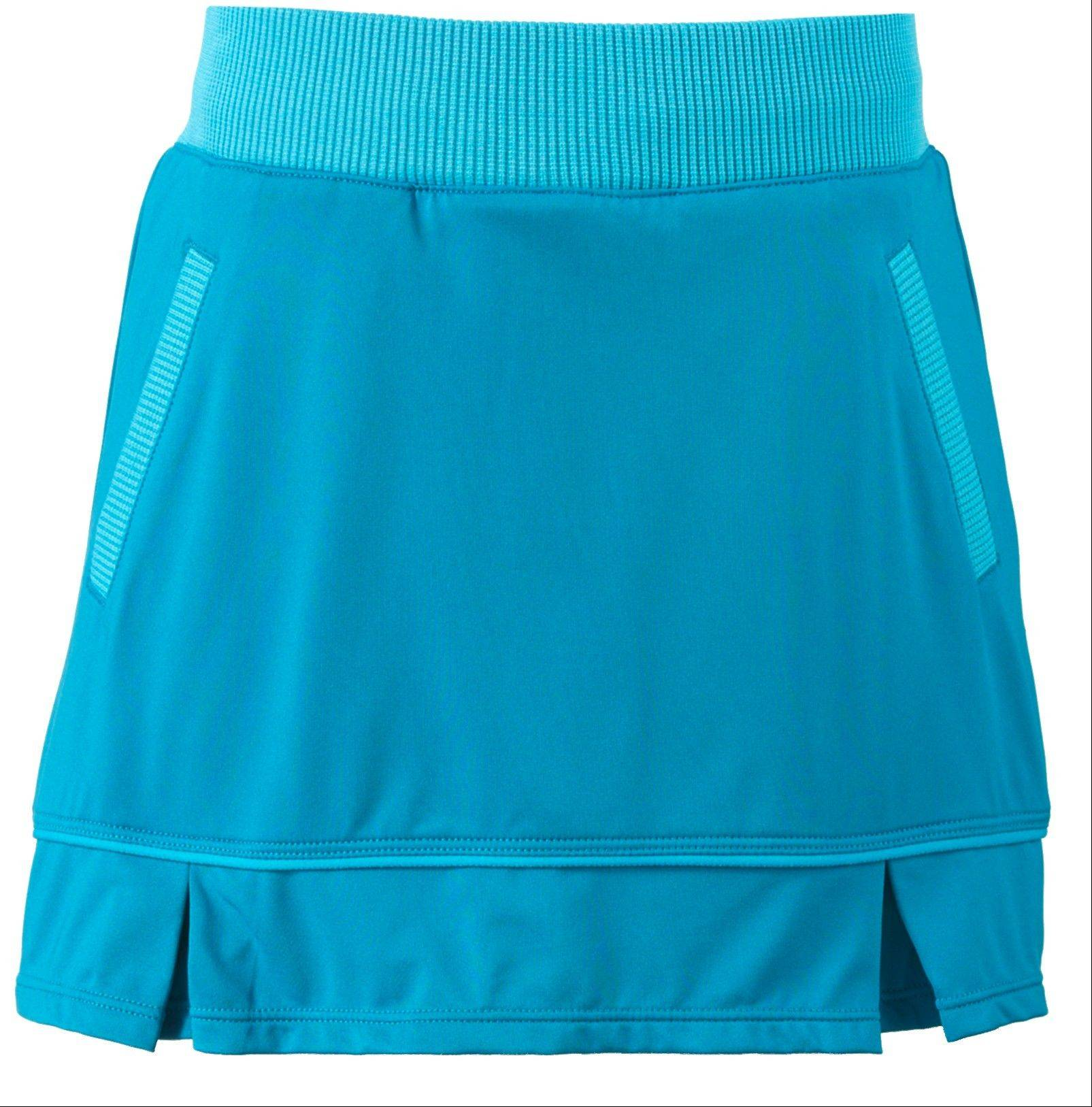 REI Whirligig Skorts for girls. $17.19, REI stores and rei.com.Cute and sun-conscious, these skirted shorts are made of a quick-drying, moisture-wicking stretch fabric that provides UPF 50+ sun protection.