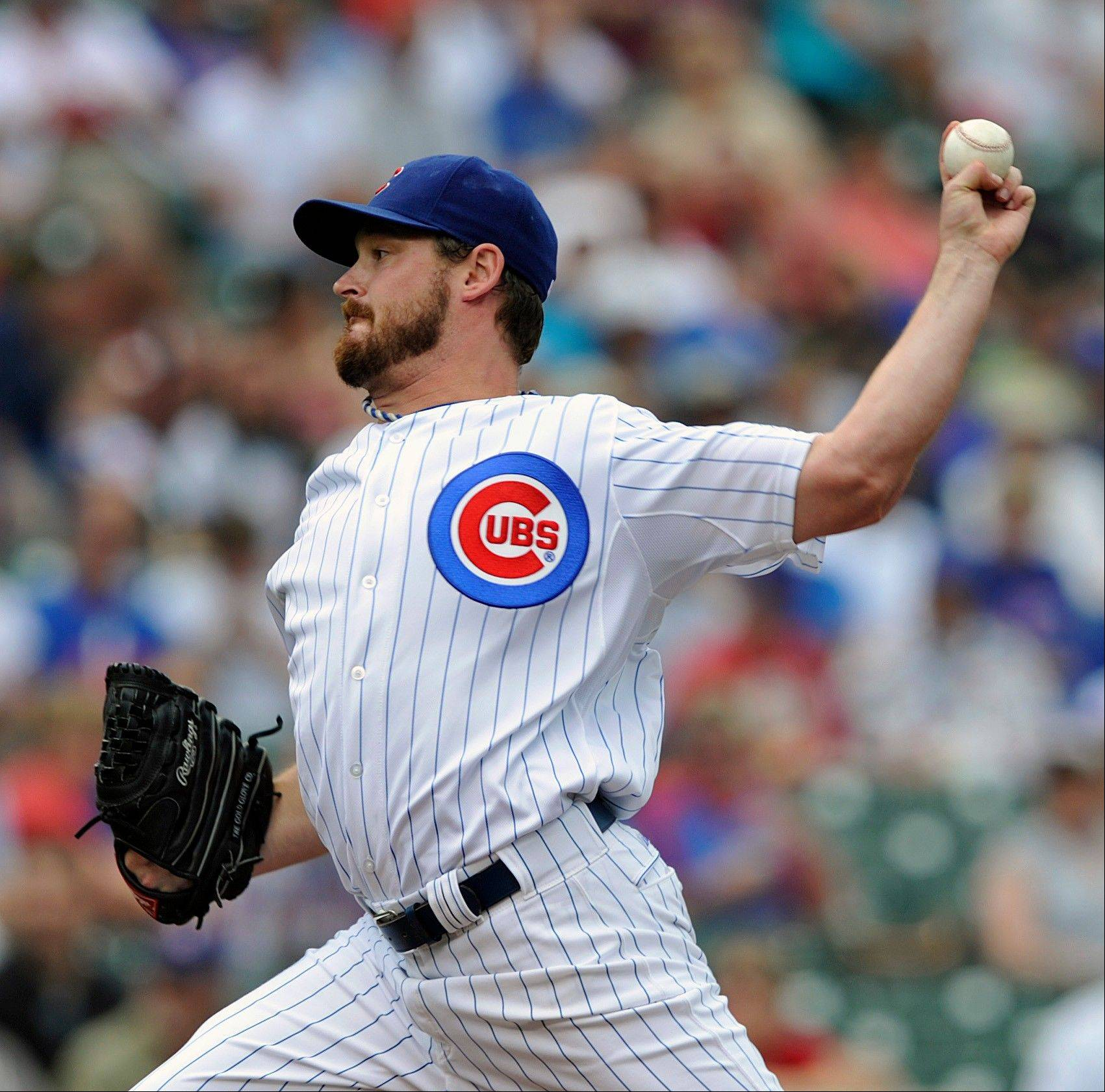 Cubs starter Travis Wood has a shot an earning an all-star berth, according to Len Kasper.