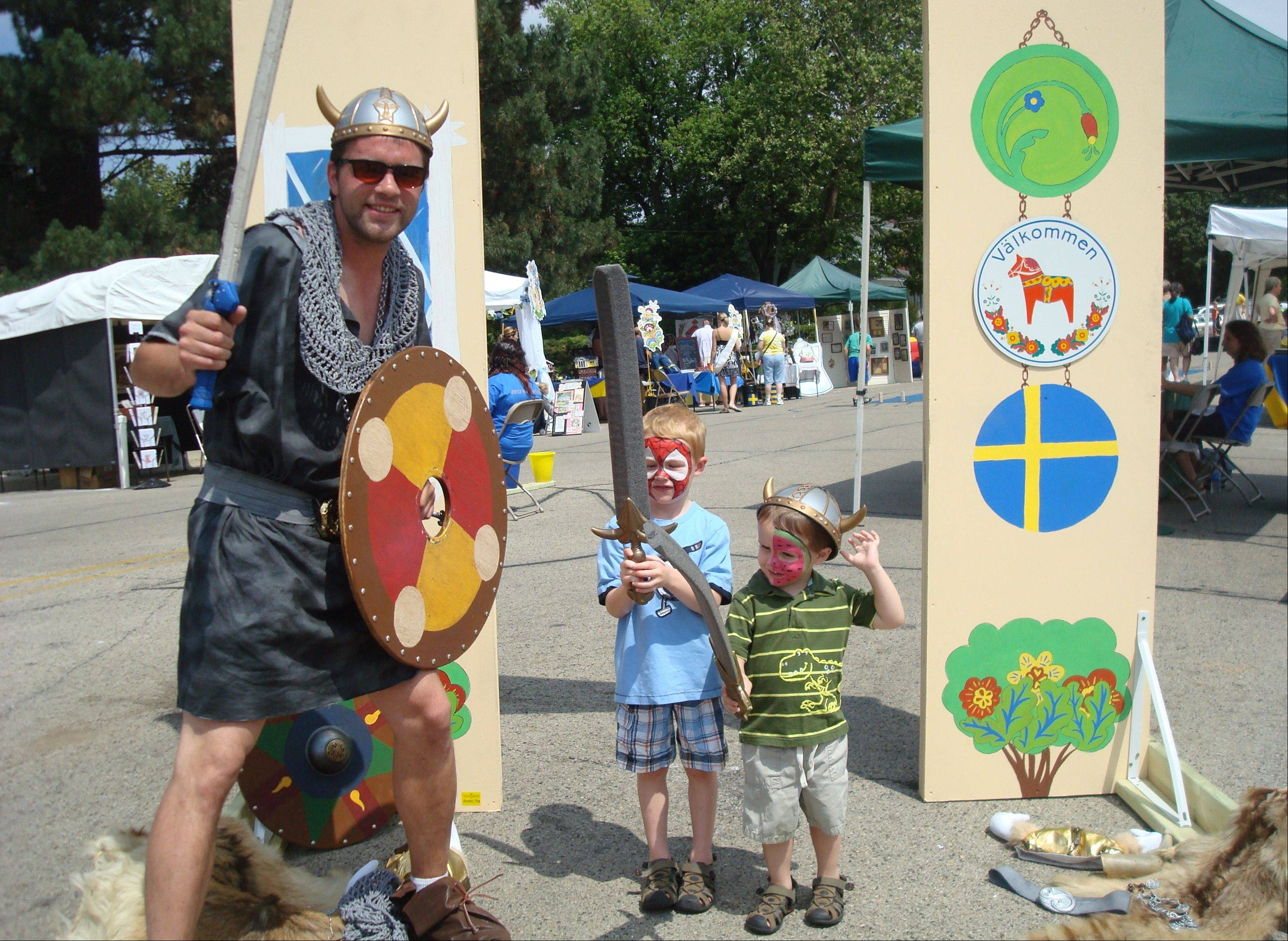 Explore Swedish culture at Sweden Vast on Saturday and Sunday, June 22-23.