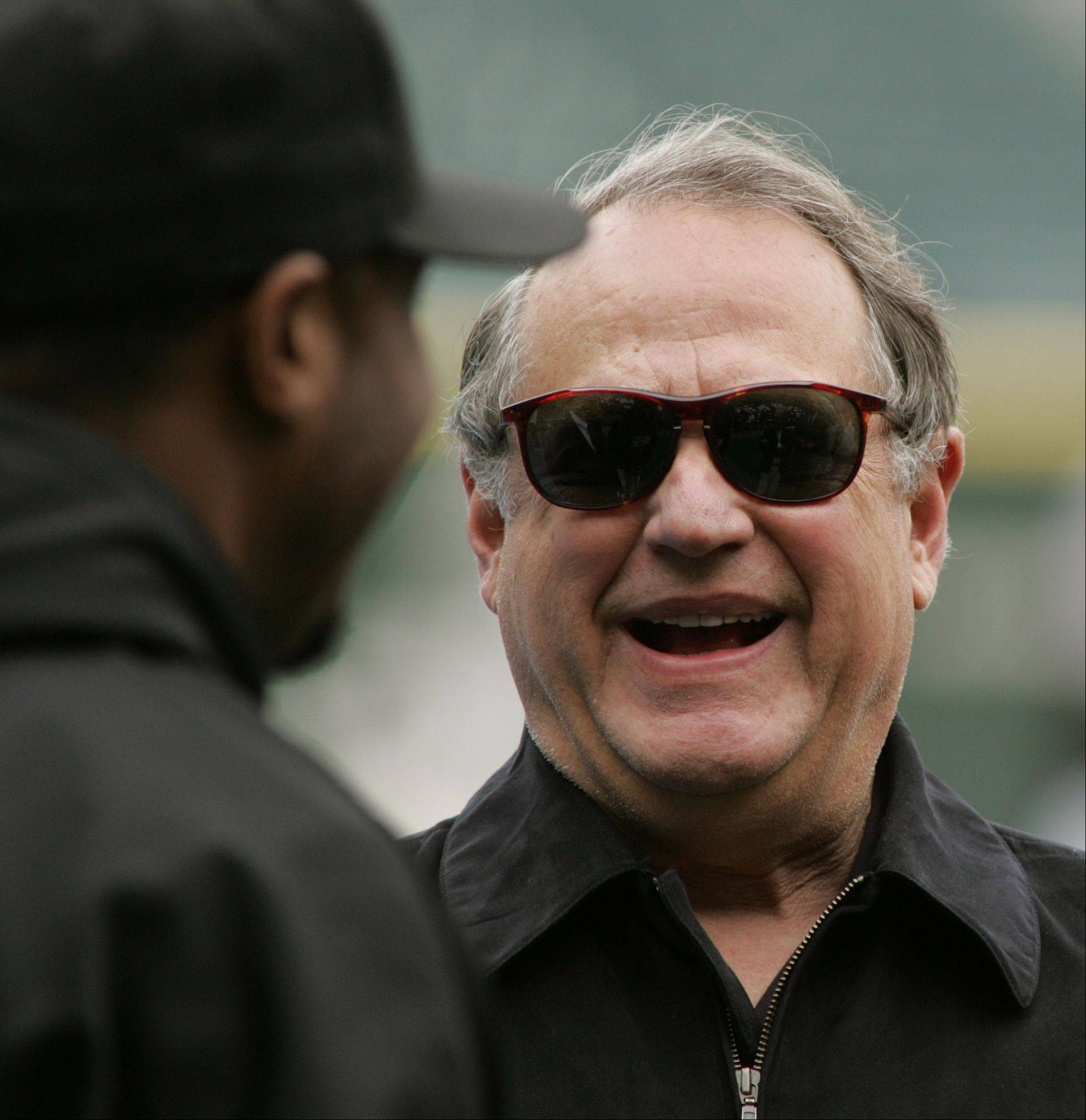 Does White Sox Chairman Jerry Reinsdorf really believe what he says?